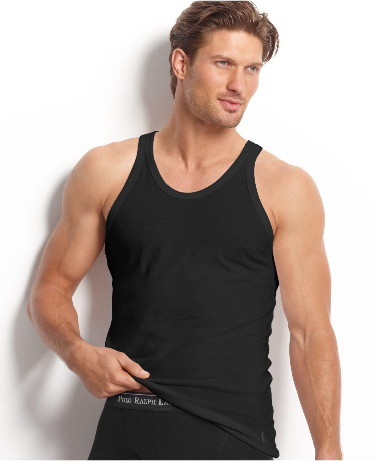 b84433b7d2e84f Polo Ralph Lauren. Black Men s Underwear ...