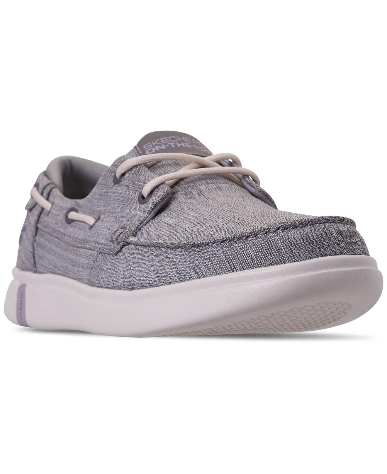 3efadfb1 Lyst - Skechers On The Go Glide Ultra Boat Casual Sneakers From ...
