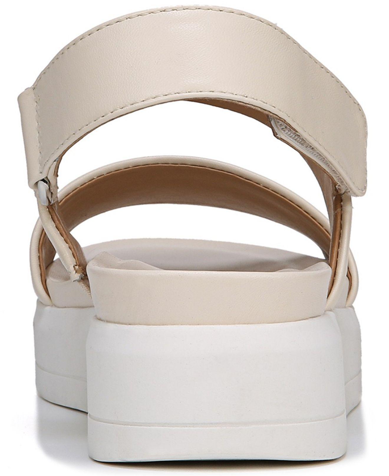 236d88b052a3 Franco Sarto - Multicolor Kenan Platform Wedge Sandals - Lyst. View  fullscreen