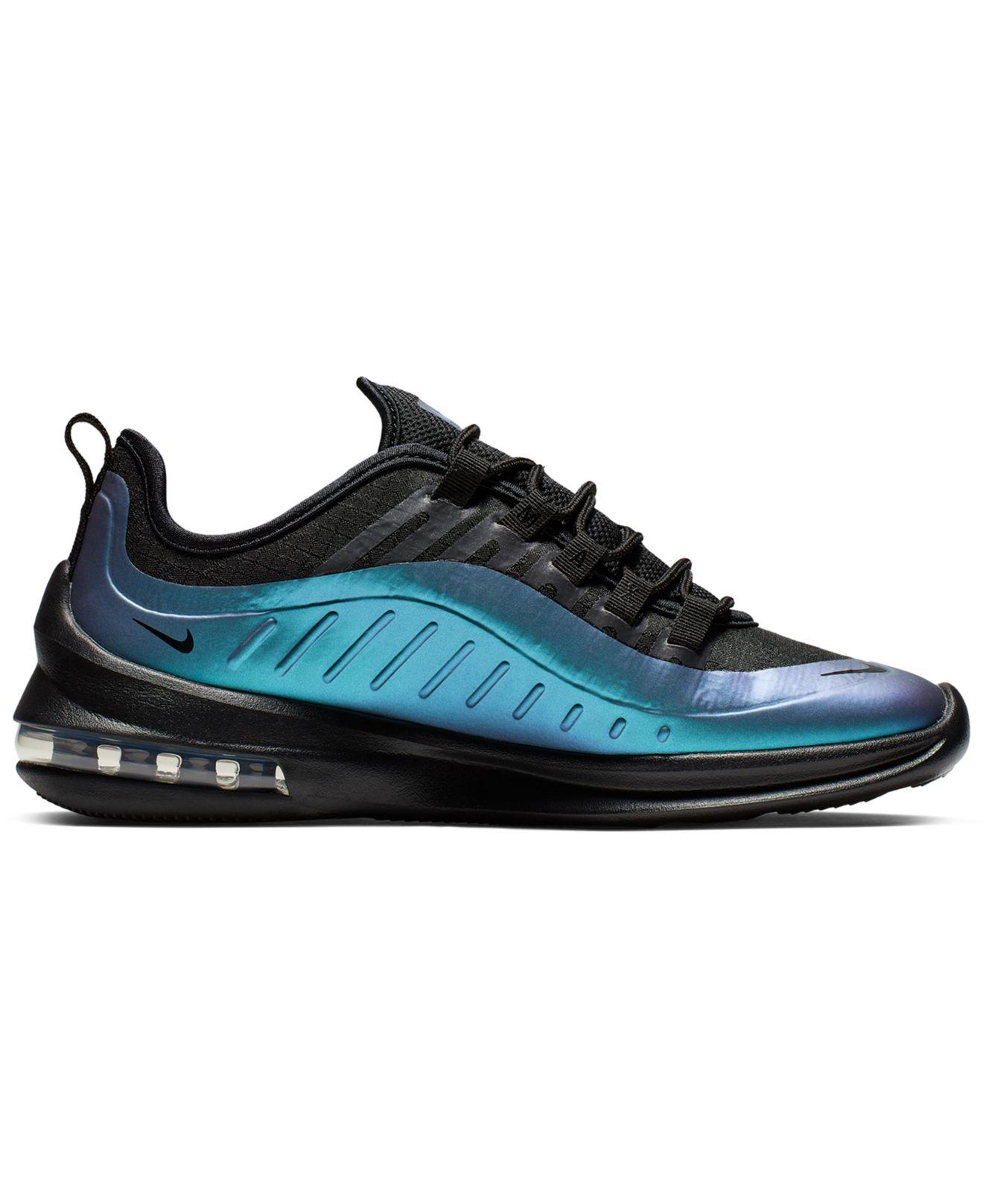 be6f5e9ced00 Lyst - Nike Air Max Axis Premium Casual Sneakers From Finish Line in ...