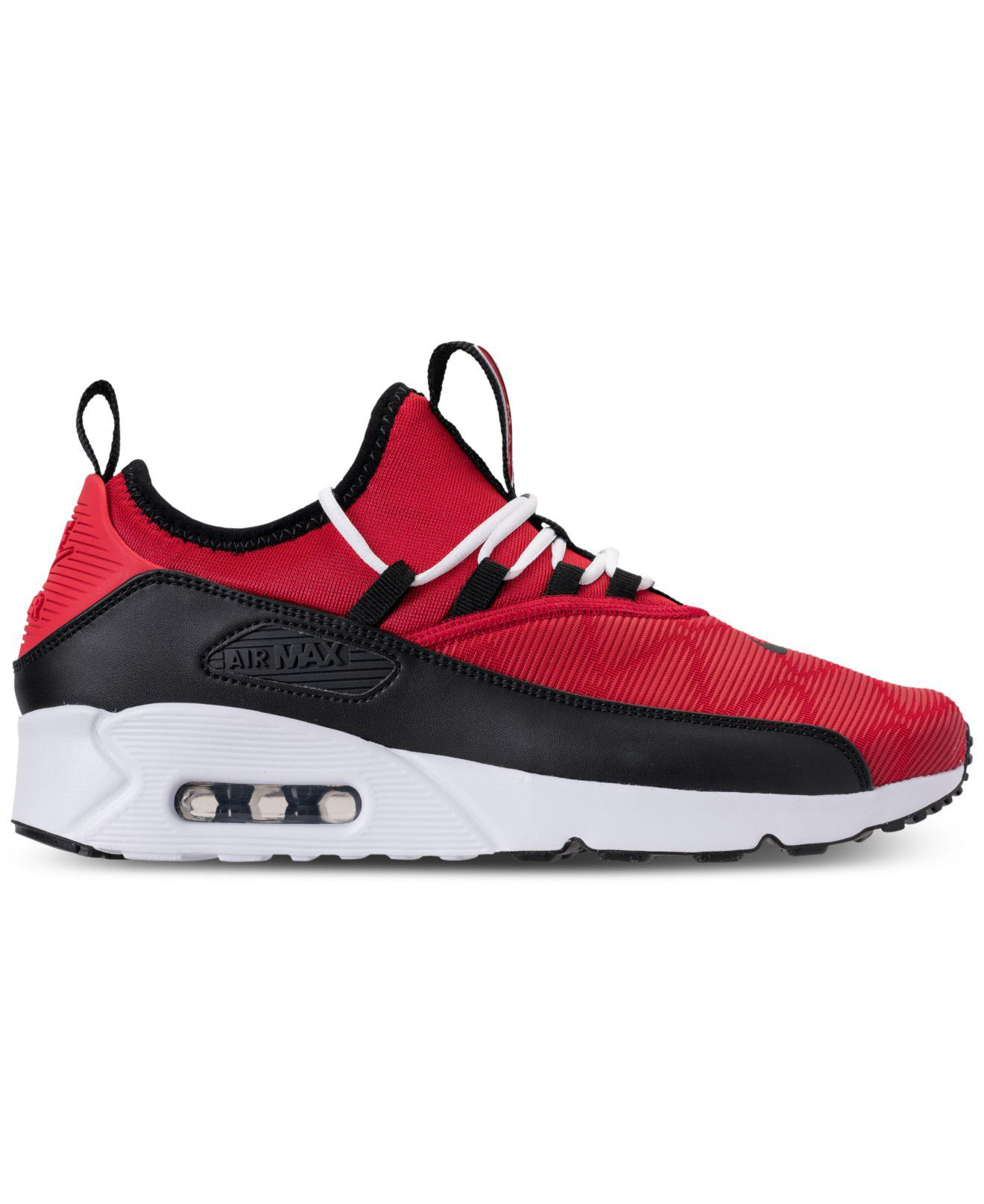 sports shoes 3b930 4da88 Gallery. Previously sold at Macys · Mens Air Max 90 ...