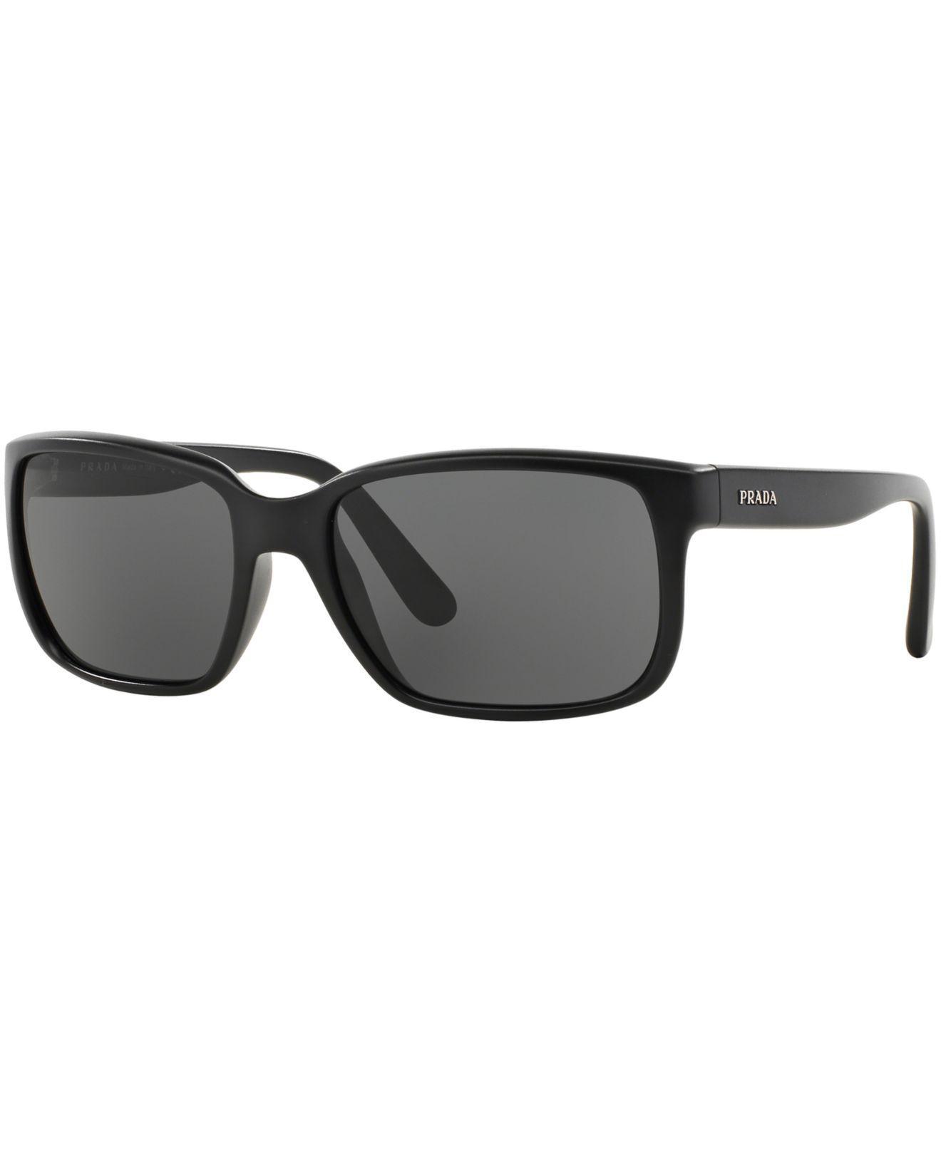 9ef2452644f Prada - Black Sunglasses