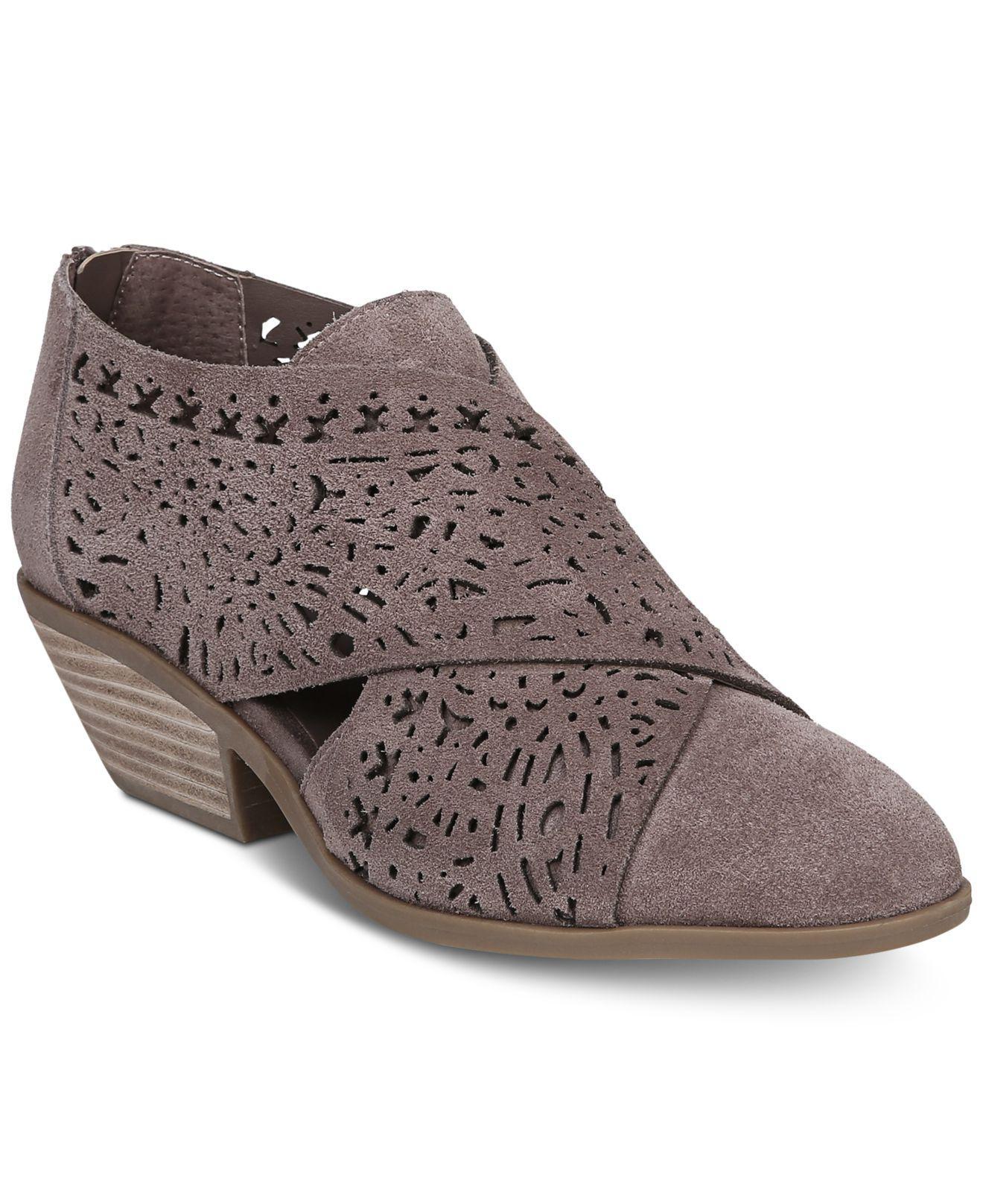 886688611db Carlos By Carlos Santana Miranda Ankle Booties - Save 2% - Lyst