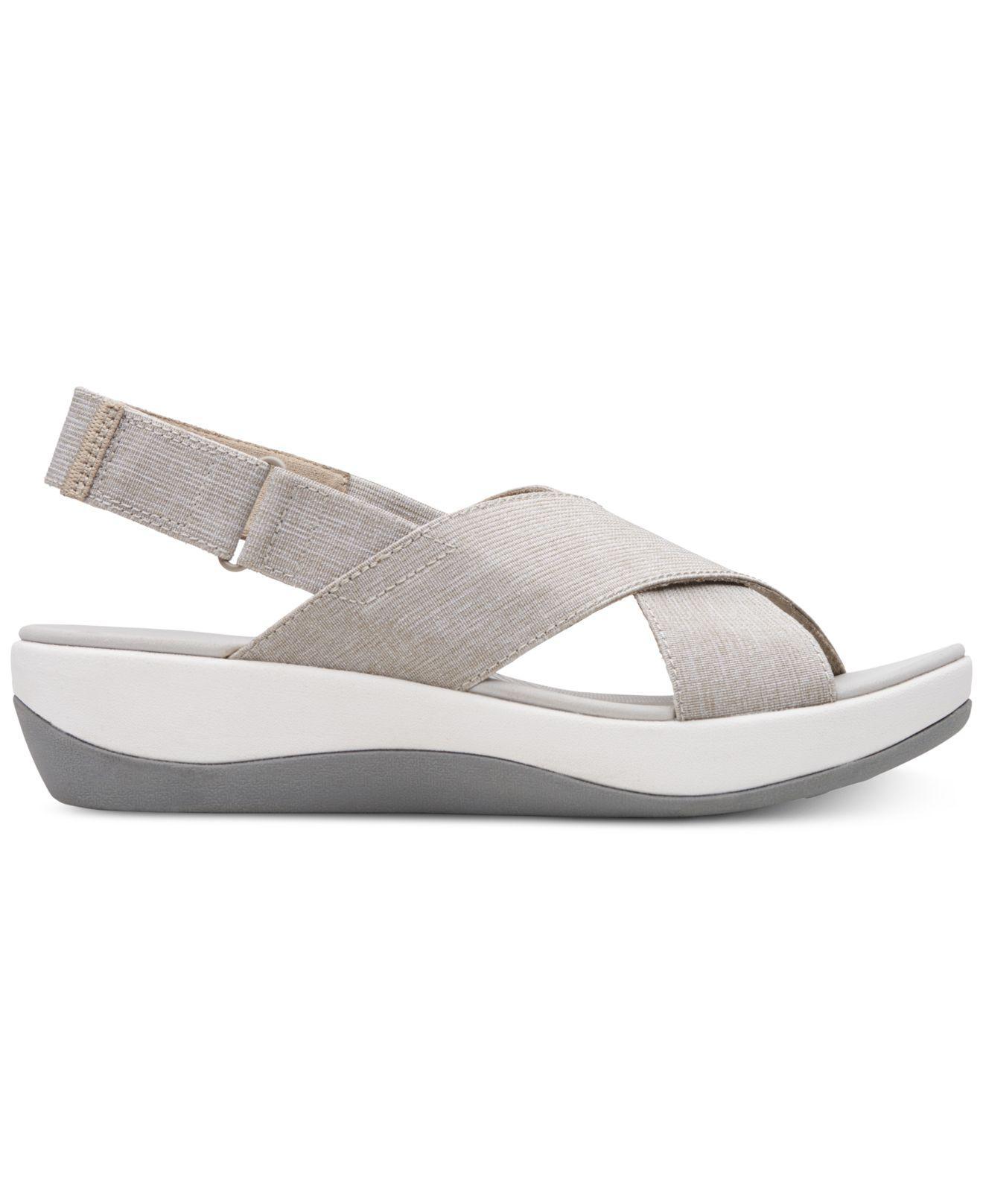 df56a84b900fa3 Lyst - Clarks Arla Kaydin Cloudsteppers Sandals