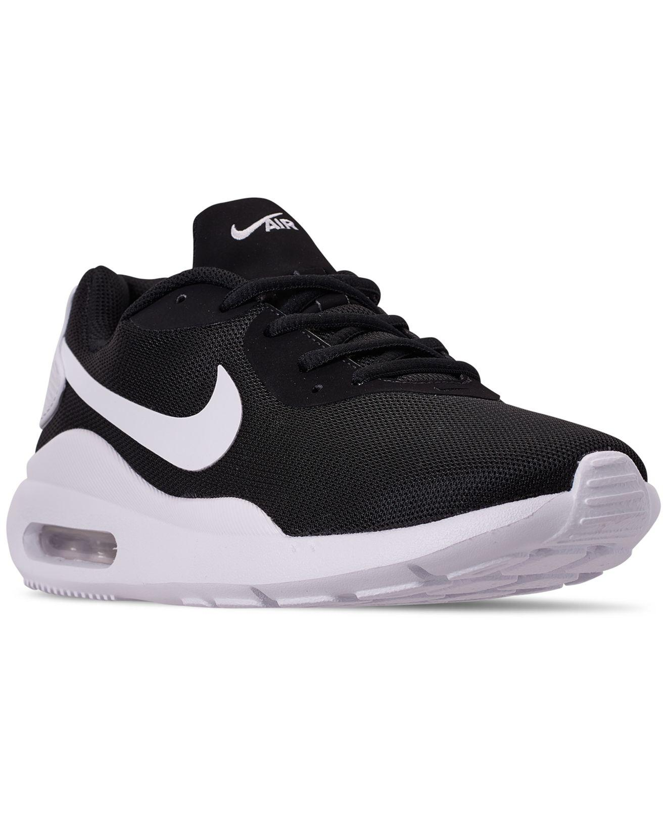 1285bbb20e673 Lyst - Nike Air Max Oketo Shoe in Black for Men - Save 1%