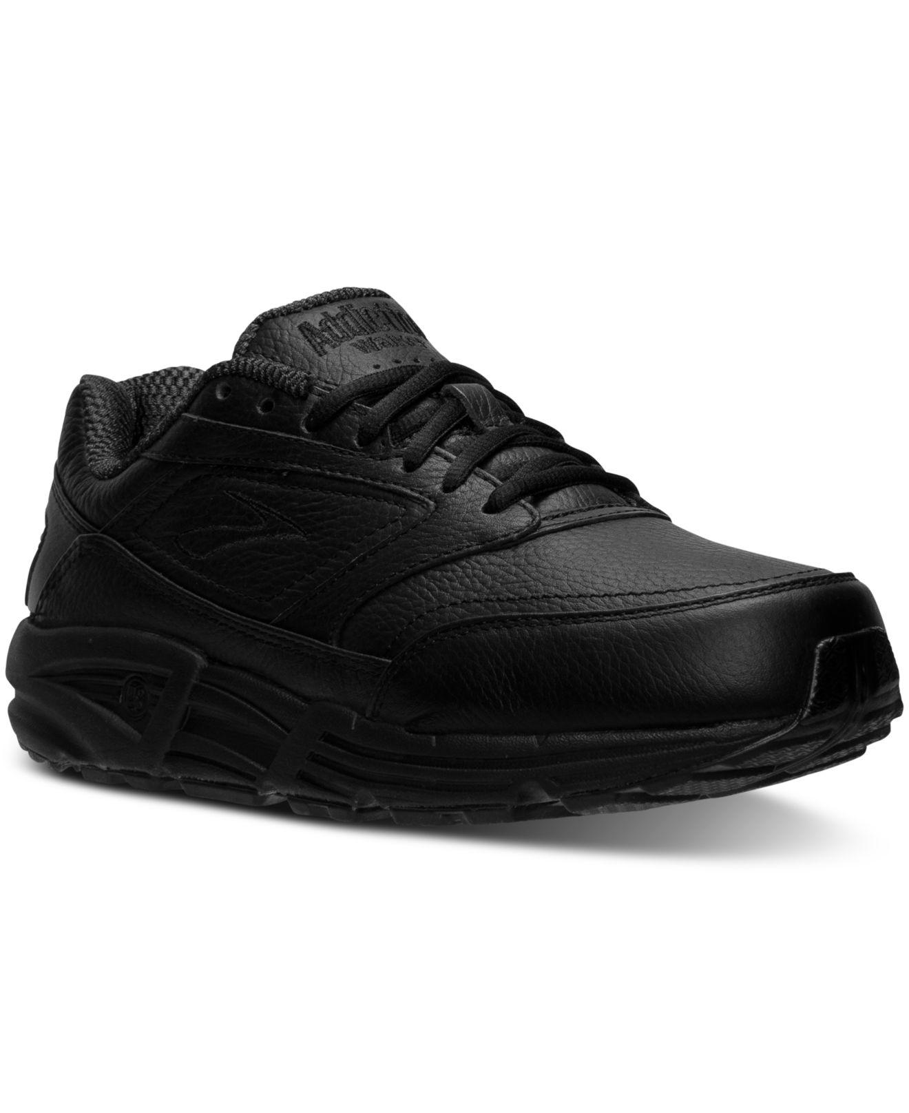 a15051f6ac257 Brooks. Black Women s Addiction Walker Casual Sneakers From Finish Line