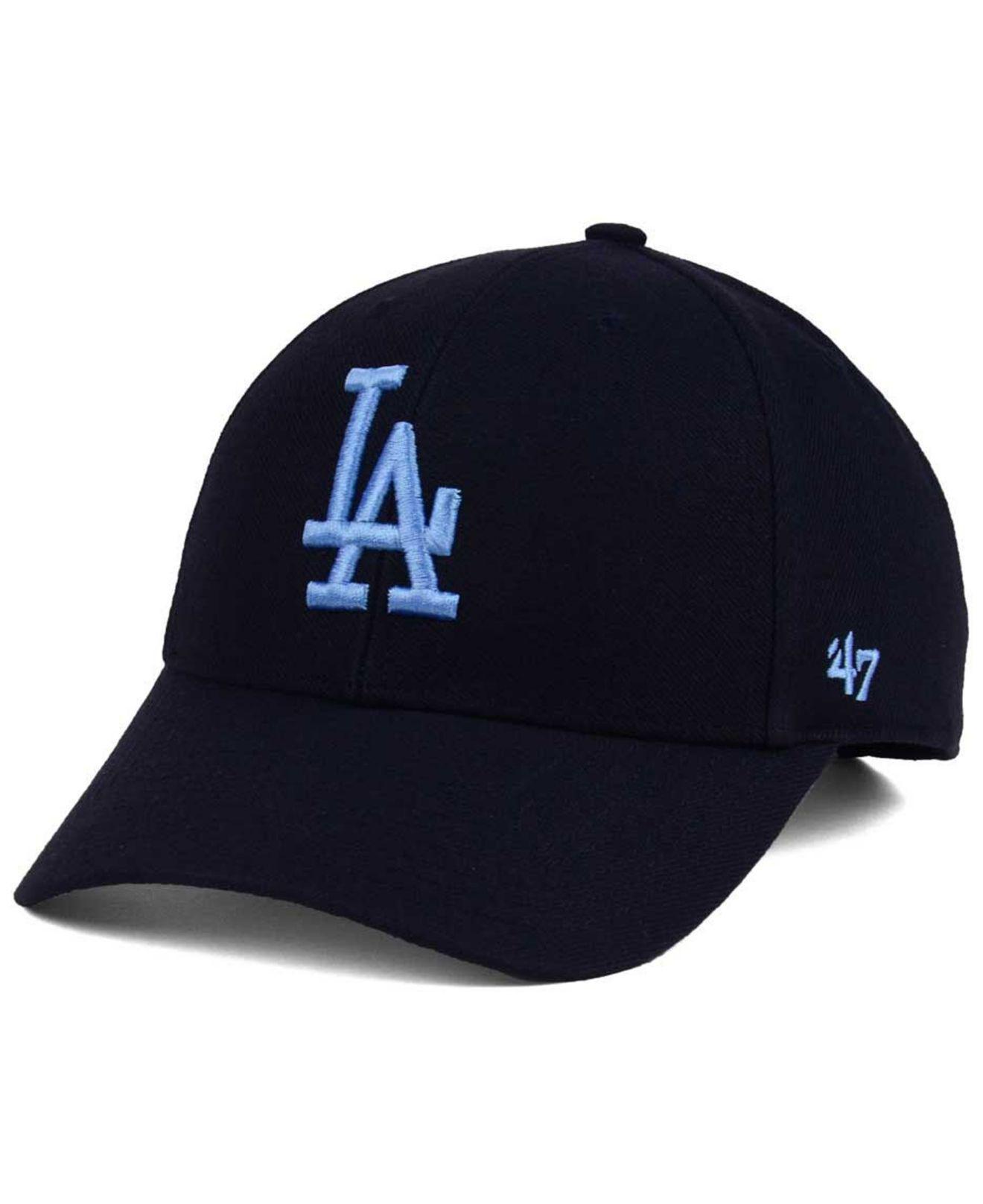 factory price 3ede6 8d46d ... Los Angeles Dodgers Mvp Cap for Men - Lyst. View fullscreen
