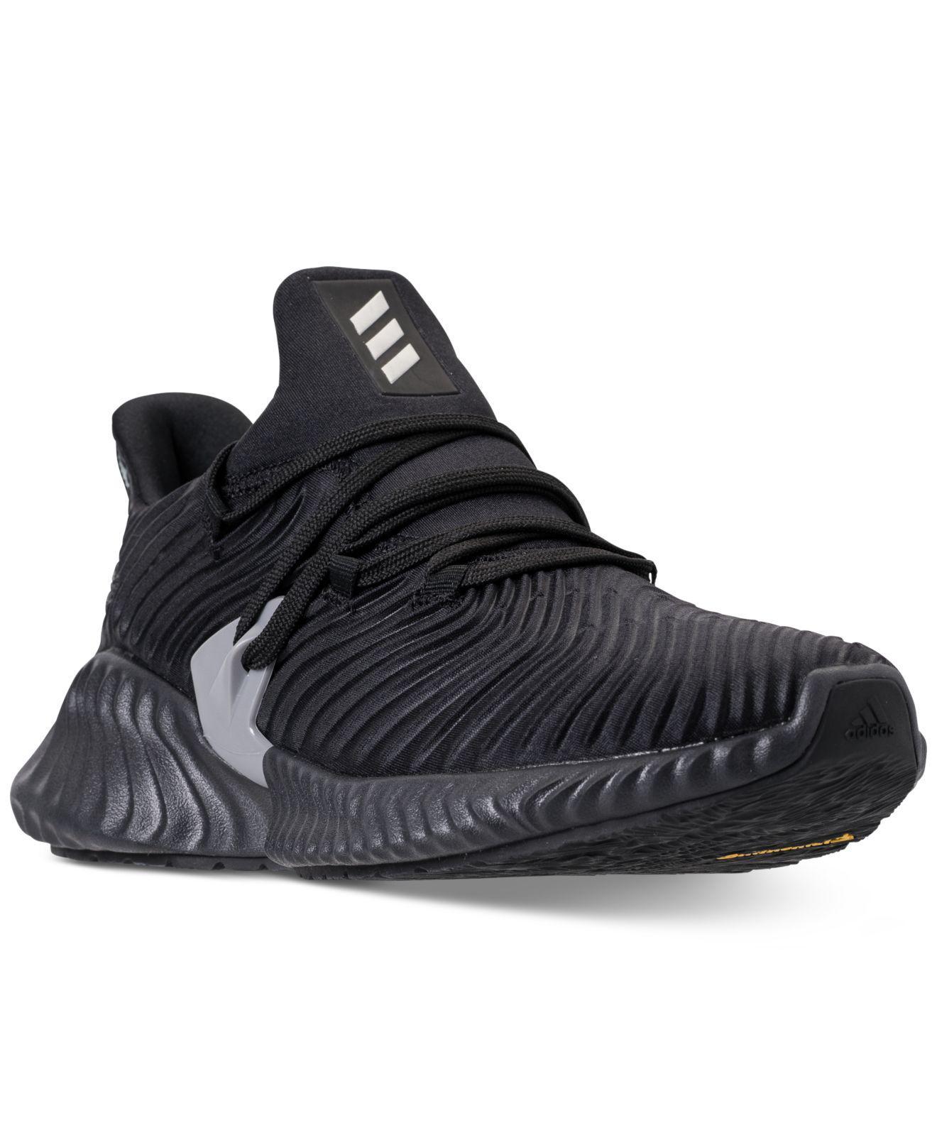 info for 5d9ca bd310 adidas. Womens Black Alphabounce Instinct ...