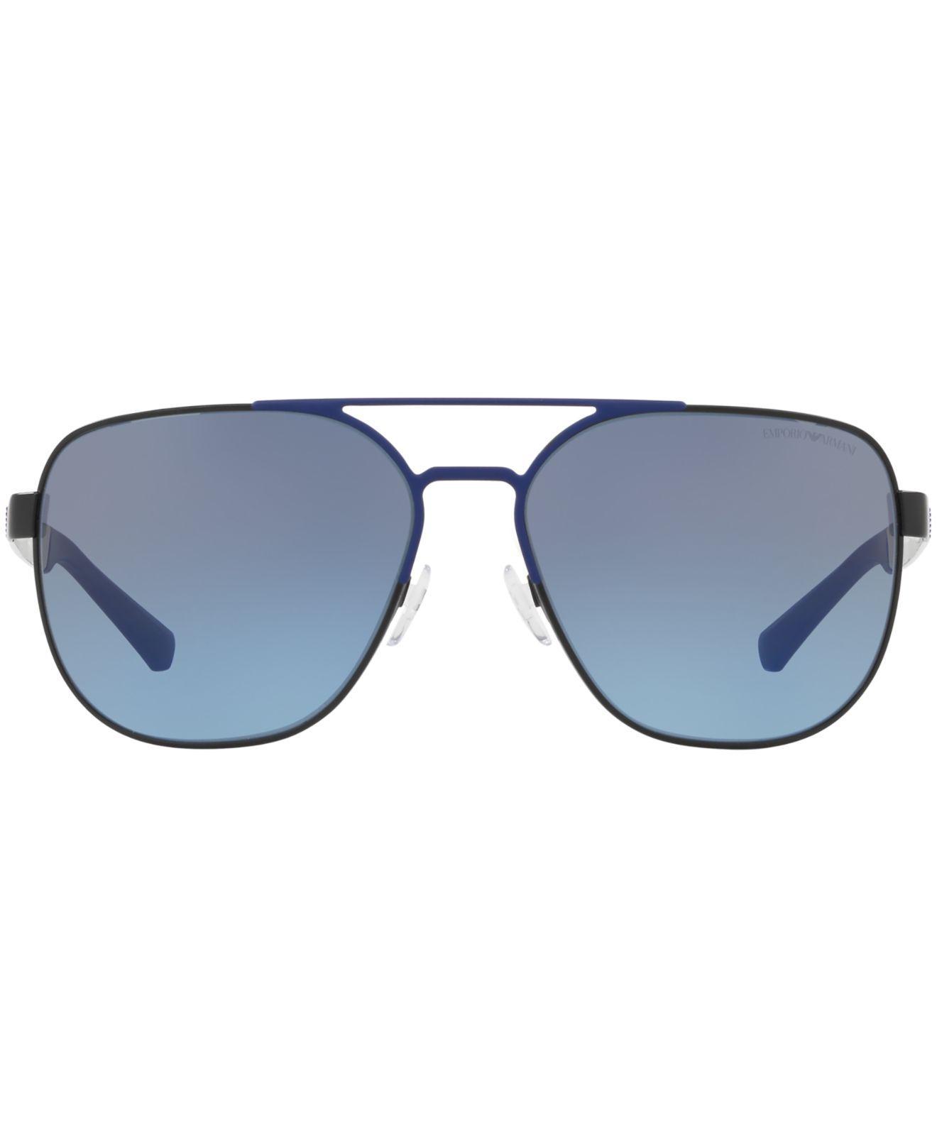 40b58a7b63c9 Lyst - Emporio Armani Ea2064 in Blue for Men