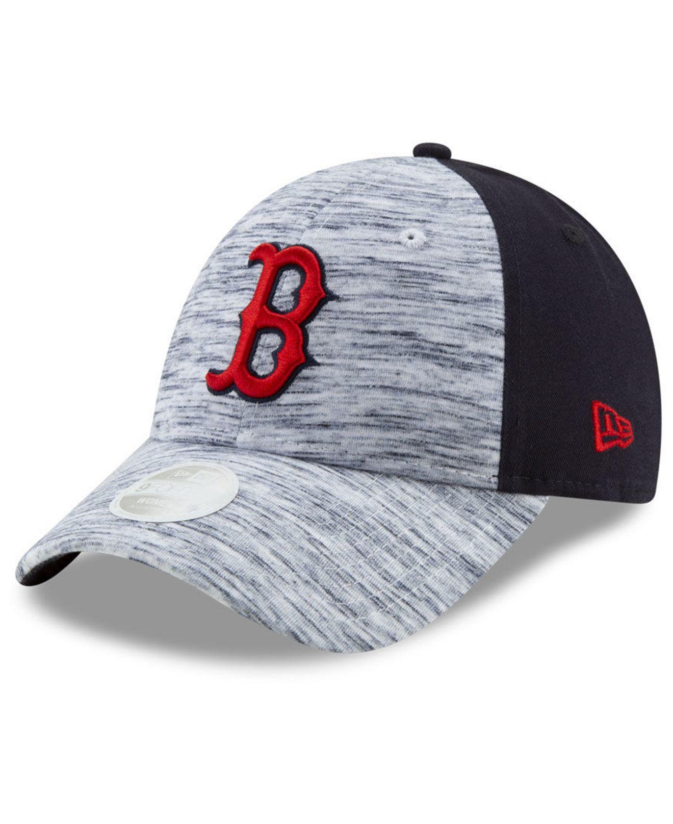 e8db28f0aeb Lyst - KTZ Boston Red Sox Space Dye 9forty Cap in Blue