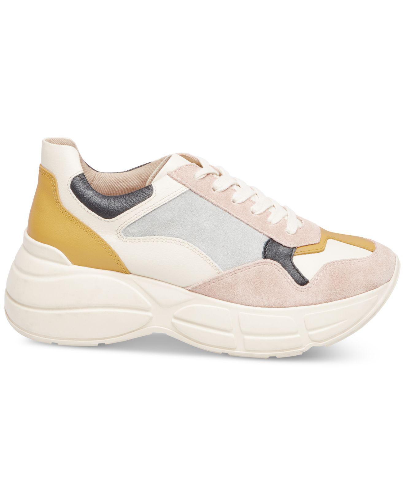 068e6fc7b16 Lyst - Steve Madden Memory Chunky Sneakers