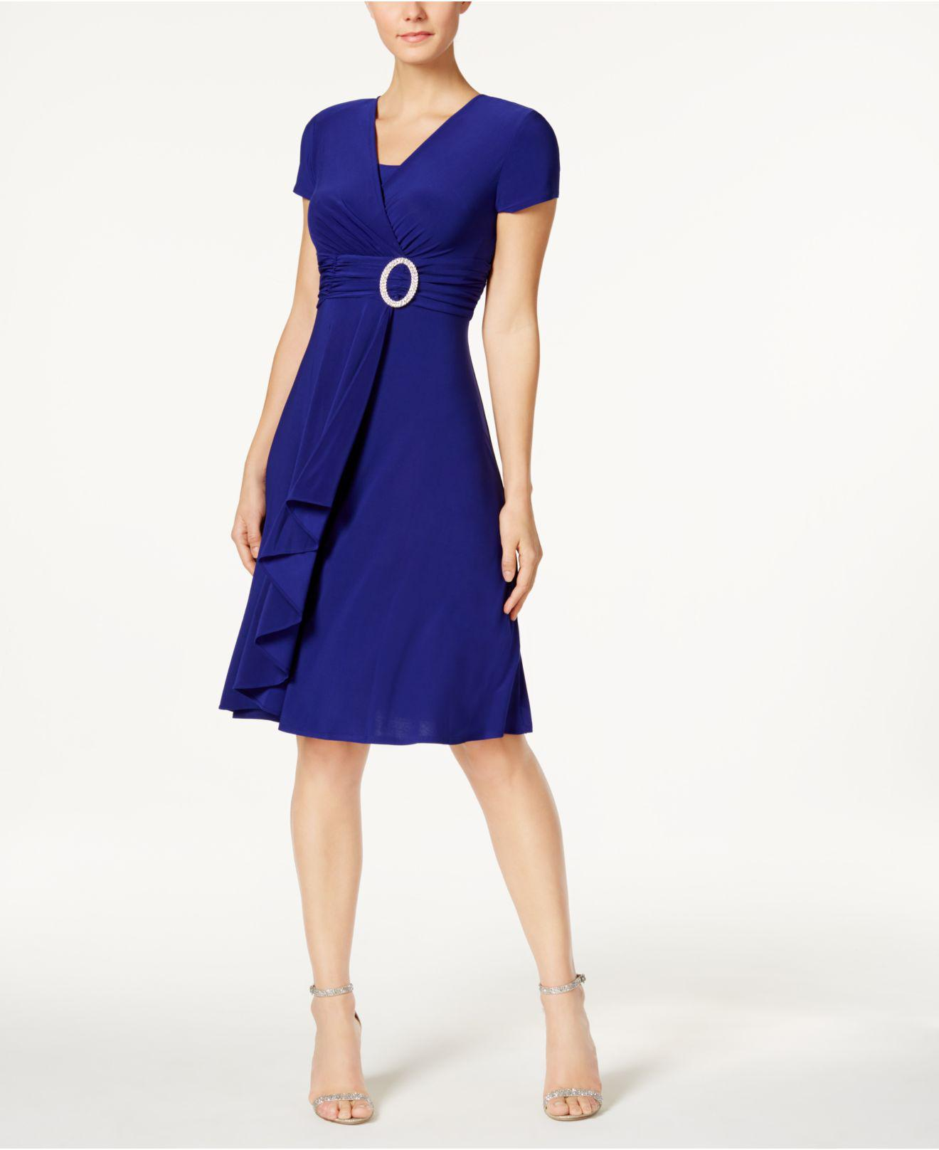 e9fe54c2a3d88 Lyst - R   M Richards Dress