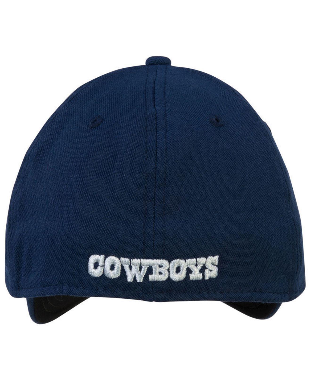 cf5dac703b52f Lyst - KTZ Dallas Cowboys New Team Classic 39thirty Cap in Blue for Men