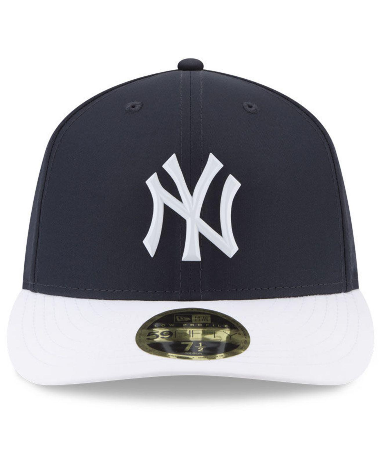 f37645e9dedeba Lyst - KTZ New York Yankees Spring Training Pro Light 59fifty Fitted Cap in  Blue for Men - Save 63%
