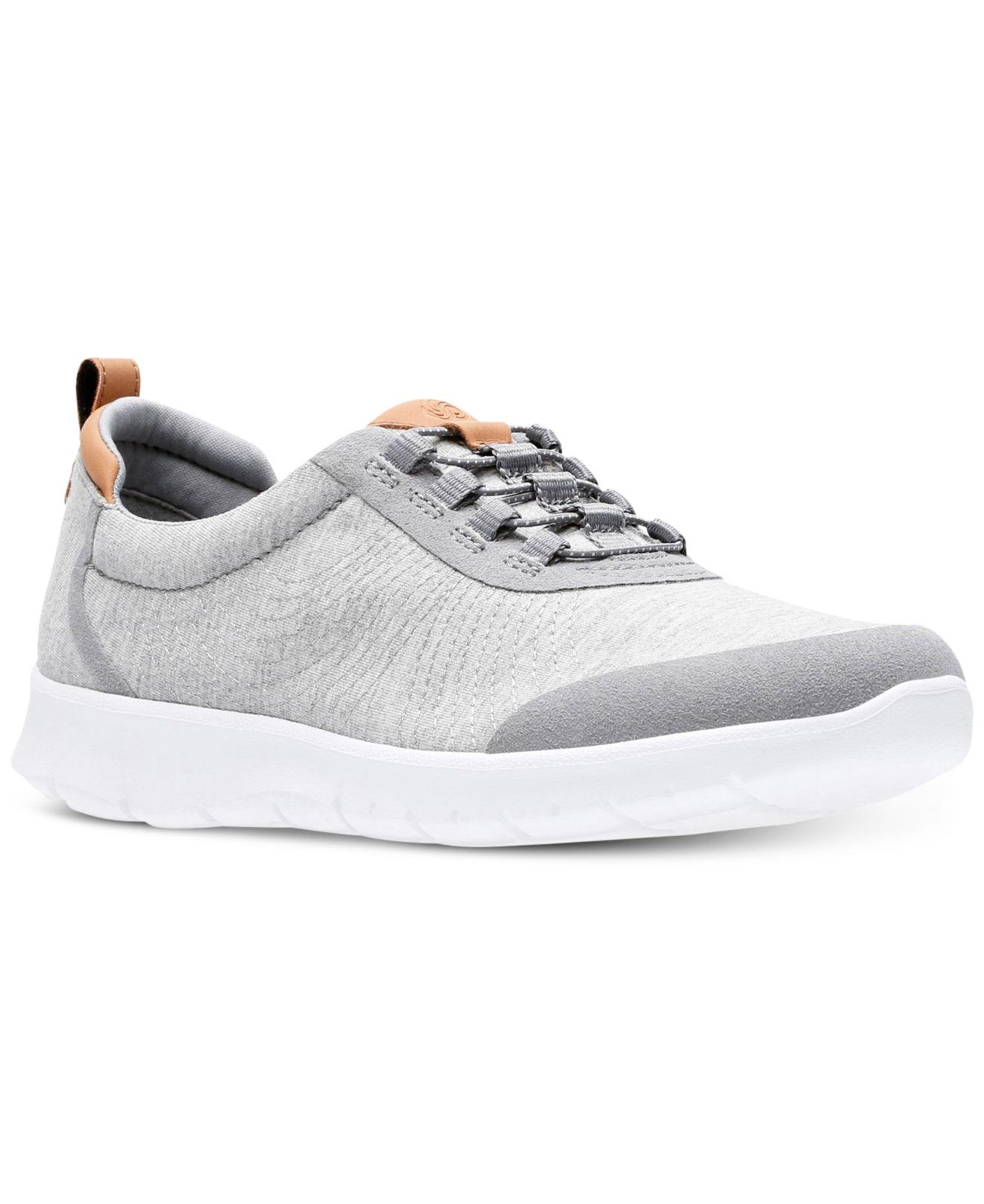Clarks Step Allena Sneaker - Wide Width Available