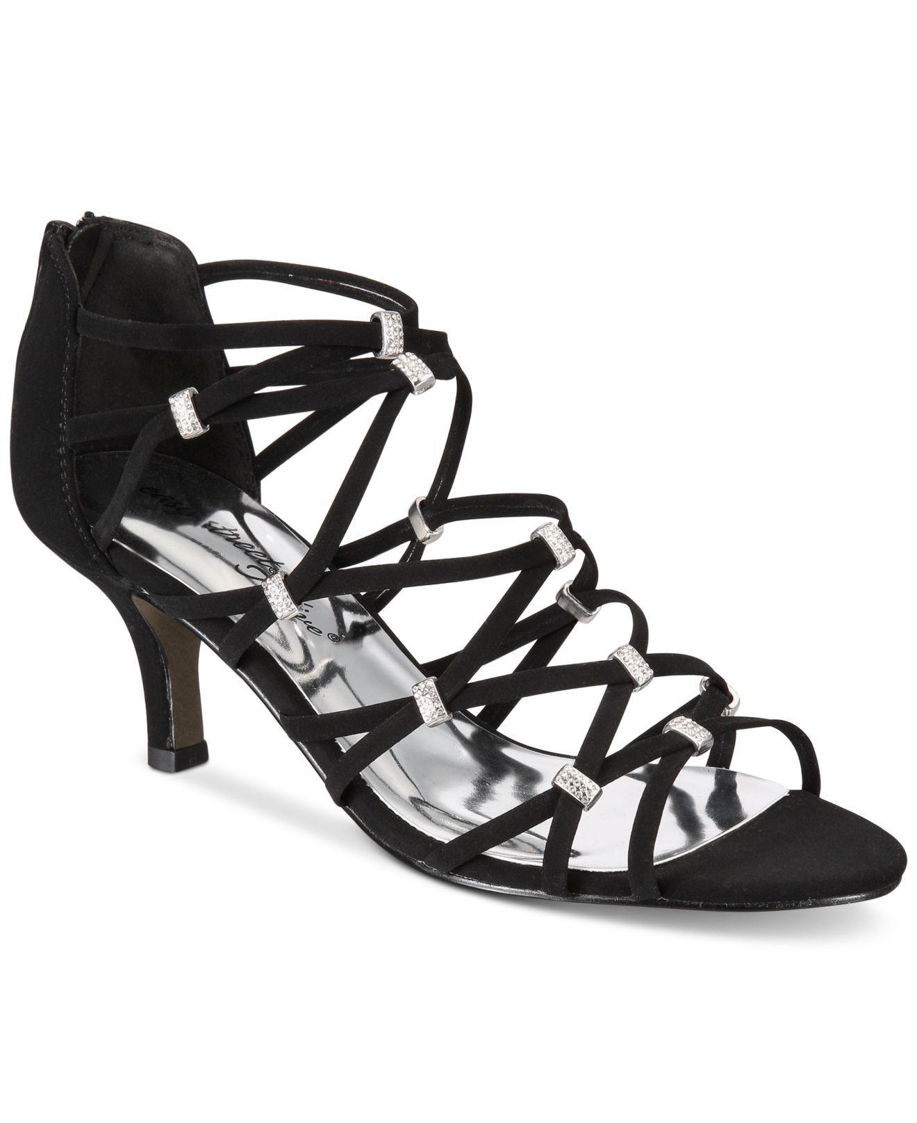 Easy Street Nightingale Evening Sandals 1gEWmf