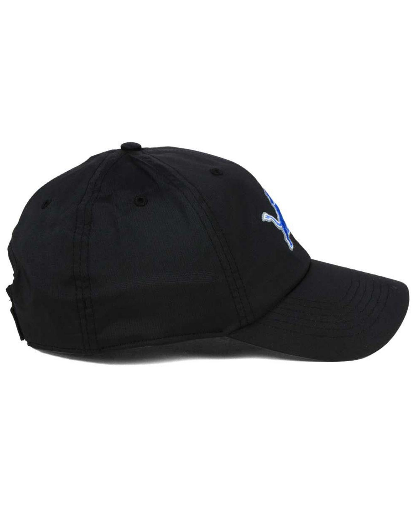 more photos ce149 21c72 ... switzerland lyst 47 brand repetition tech clean up cap in black for men  0639f 6f258