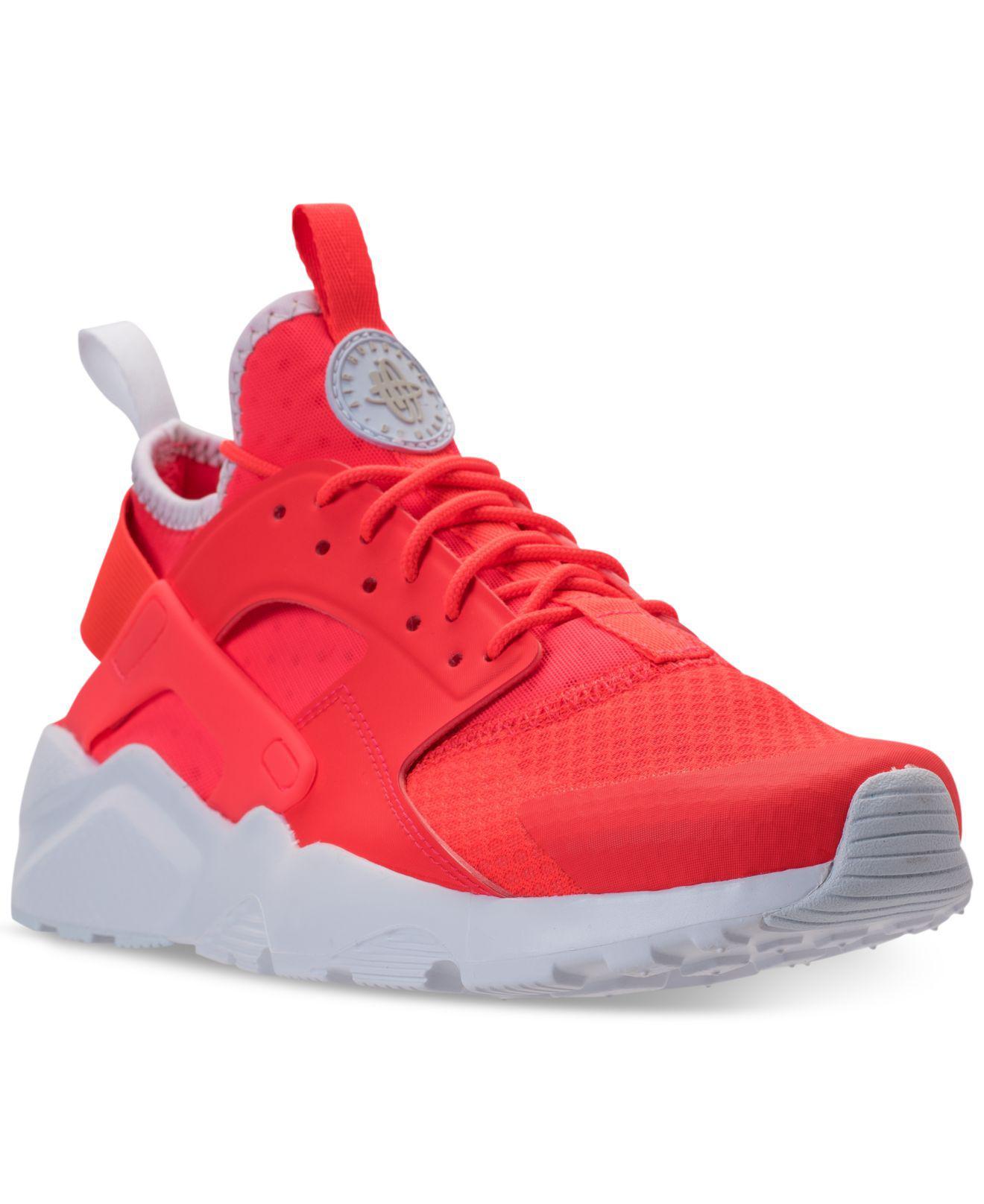 d0ba56633148 Lyst - Nike Air Huarache Run Ultra Running Sneakers From Finish Line ...