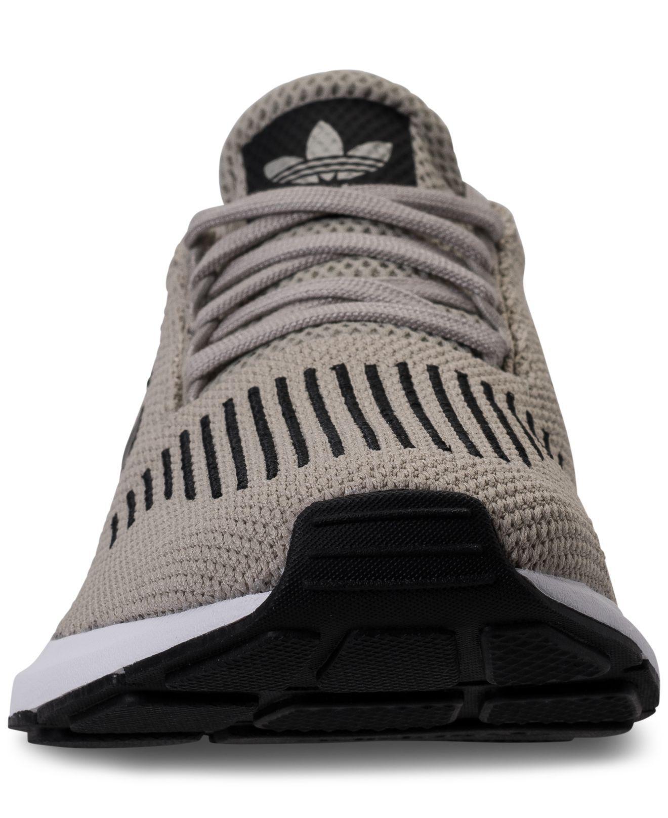b2a6fa2c4da50 Lyst - adidas Men s Swift Run Casual Sneakers From Finish Line in ...