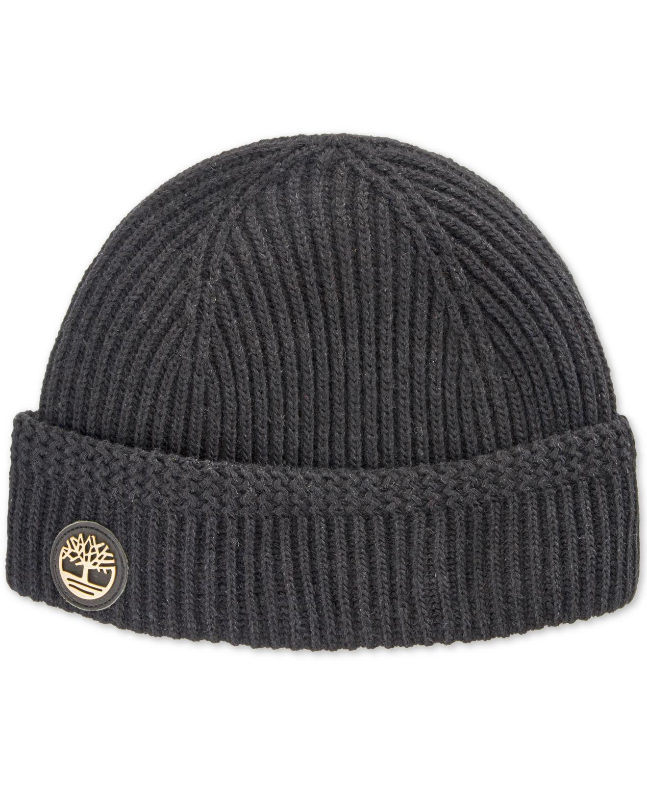 8a998ecf2e0275 Lyst - Timberland Heat Retention Ribbed Watch Cap, Created For ...