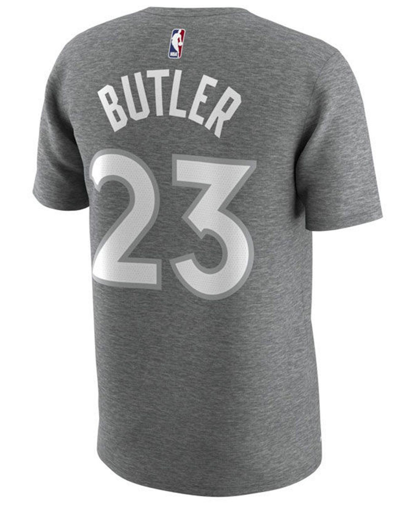 Lyst - Nike Jimmy Butler Minnesota Timberwolves City Player T-shirt ... 677deb1ba