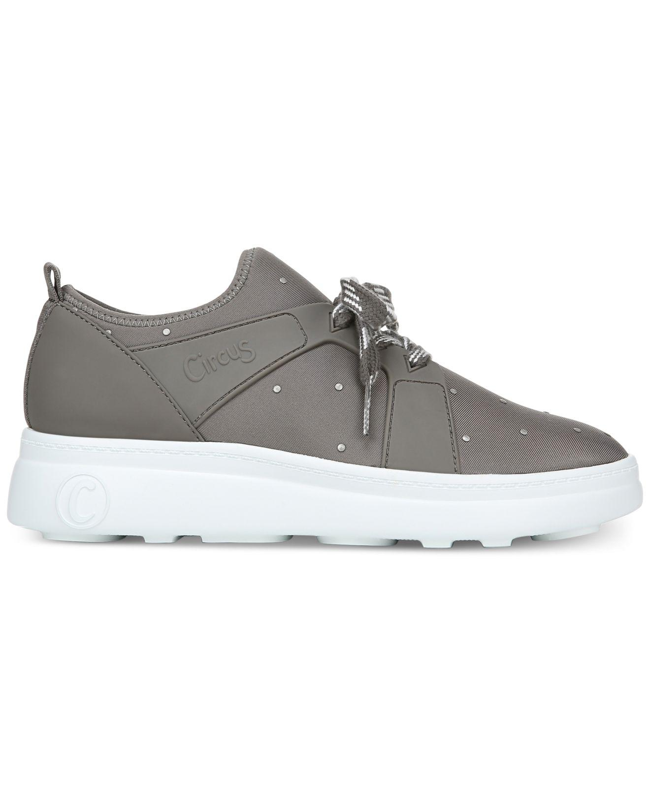f206e0e9982eb Lyst - Circus by Sam Edelman Lakyn Athletic Sneakers in Gray