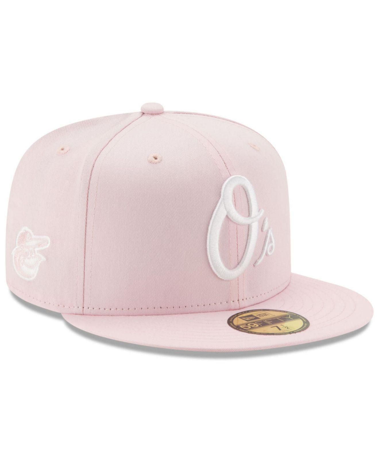 new style 891a7 a0244 coupon for cardinal red baltimore orioles new era mlb c dub 59fifty cap  ye599719 961b2 bc6b9  order ktz. womens pink c dub patch 59fifty cap afb6c  88e06