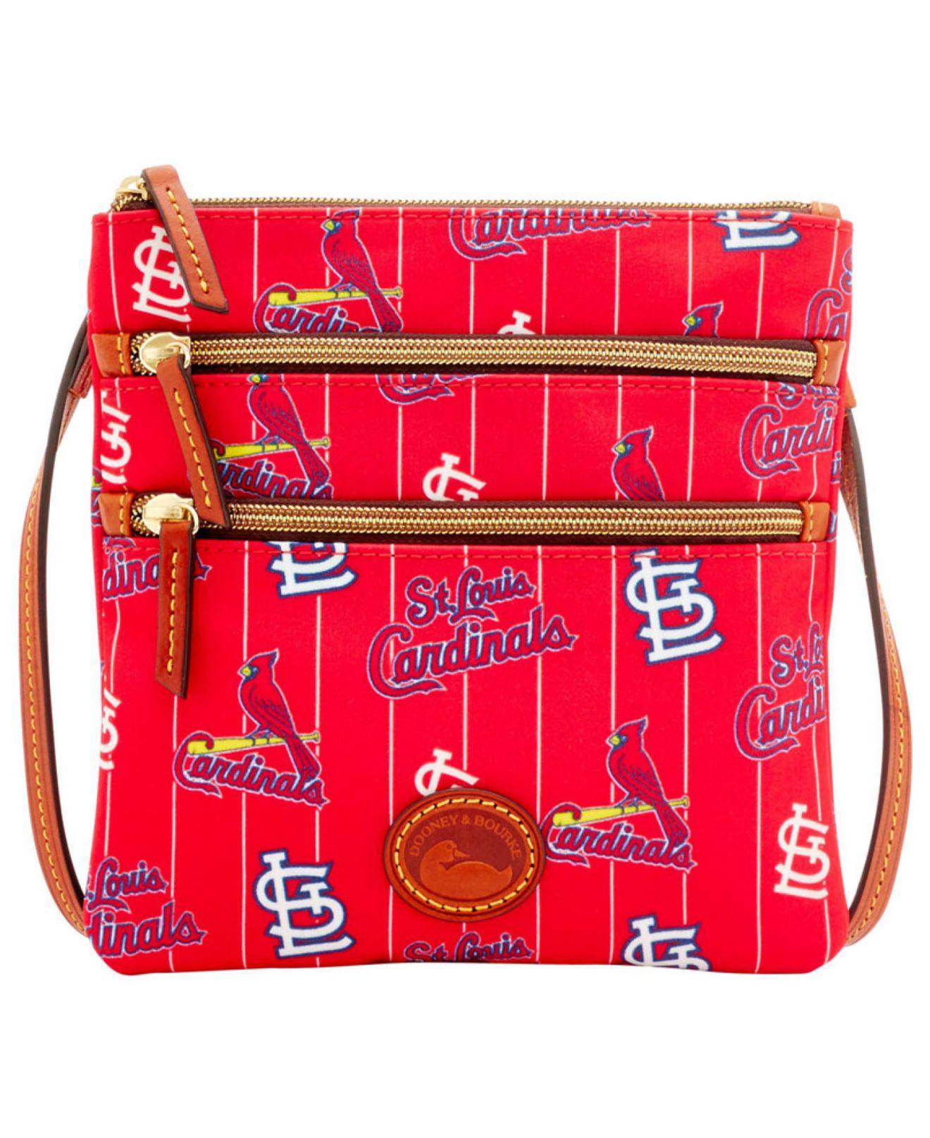 Dooney Bourke Women S Red St Louis Cardinals