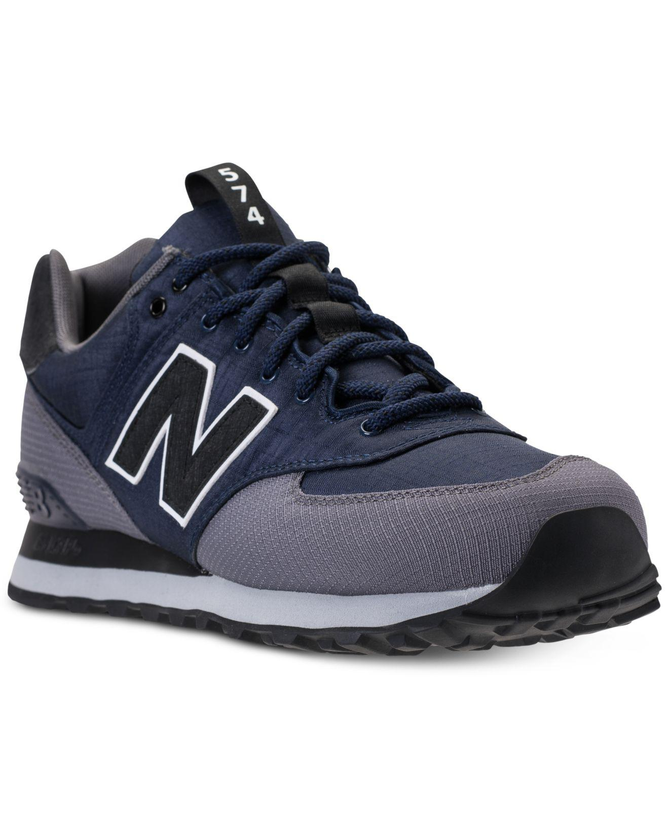 finest selection 18a29 44e1a New Balance Men s 574 Outdoor Escape Casual Sneakers From Finish ...
