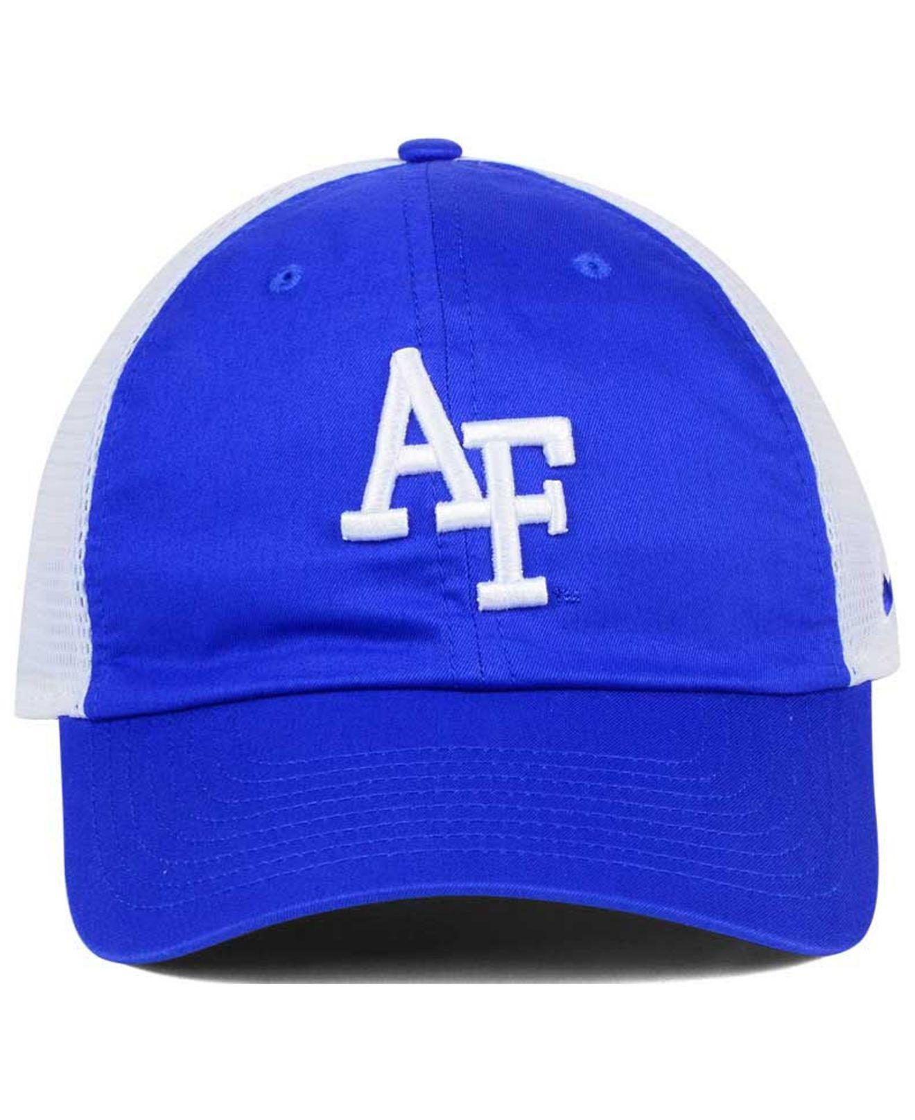 the latest a6d09 a7105 ... switzerland lyst nike h86 trucker cap in blue for men save  23.07692307692308 e5252 02027