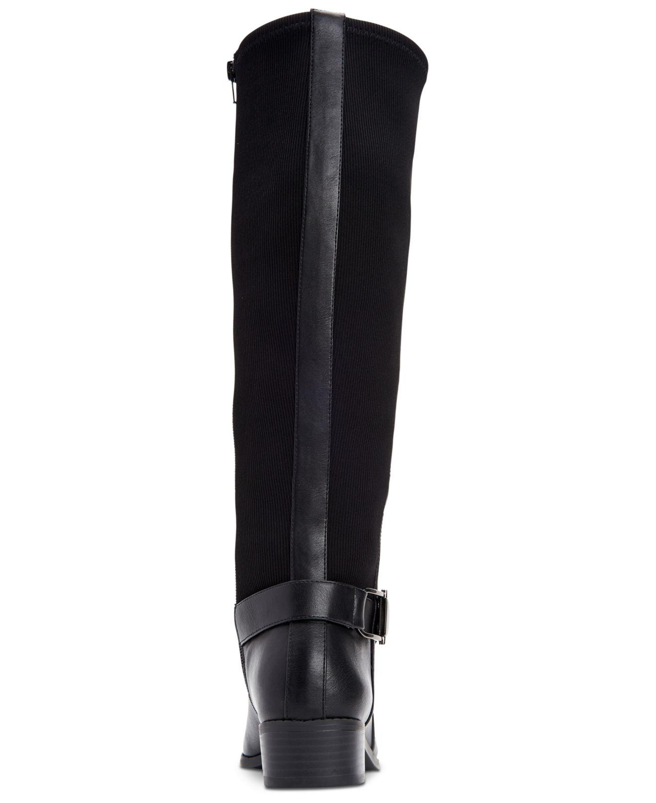 e8b84dd1f41 Alfani - Black Step  n Flex Kallumm Boots