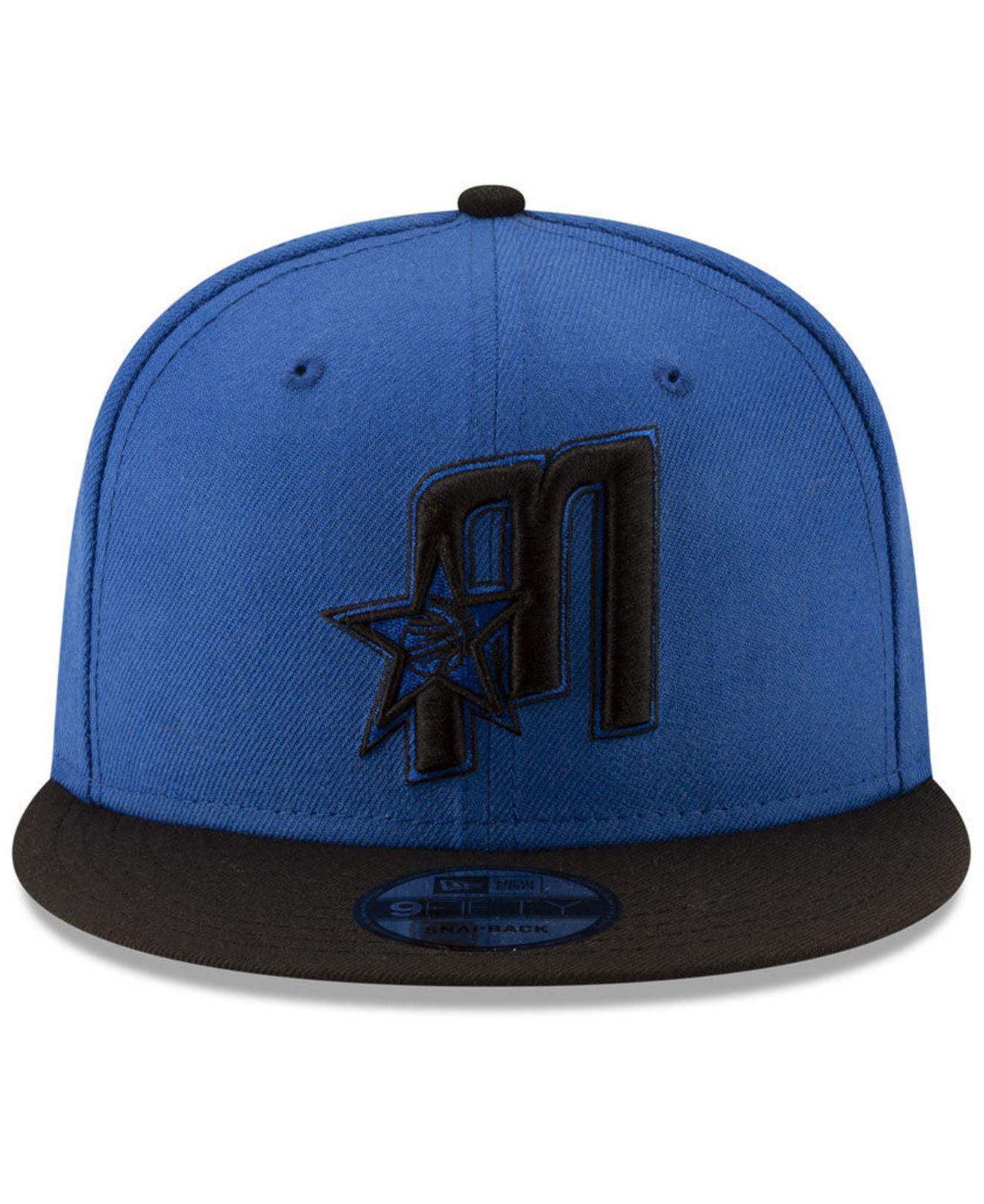 size 40 86f01 546db Lyst - KTZ Orlando Magic Light City Combo 9fifty Snapback Cap in Blue for  Men