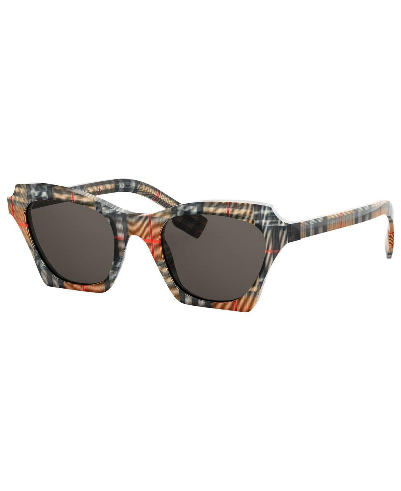 173dc21e2365 Lyst - Burberry 49mm in Brown