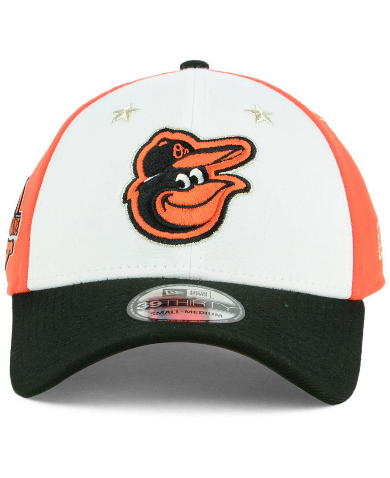 official photos 9a73f 96790 ... free shipping lyst ktz baltimore orioles all star game 39thirty stretch  fitted cap 2018 for men