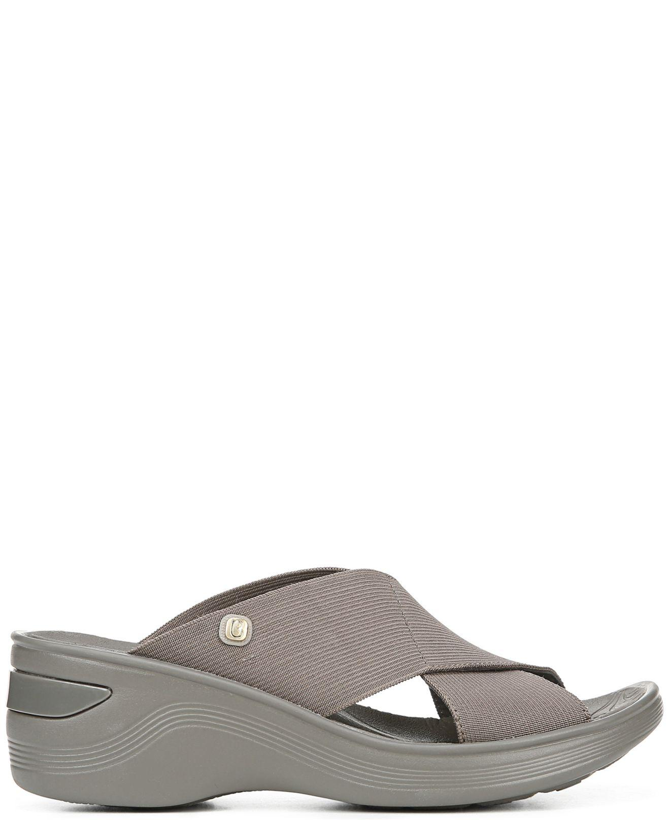 ddb2e7f69e0 Lyst - Bzees Desire Sandals in Brown