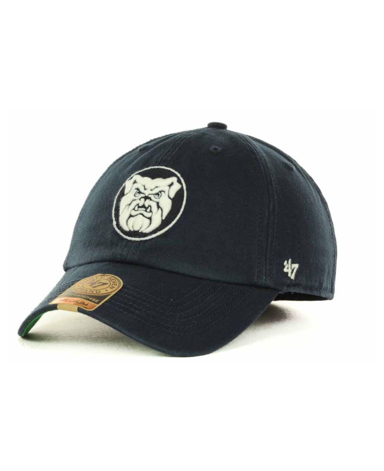 9df40a8f6e1 Lyst - 47 Brand Butler Bulldogs Franchise Cap in Blue for Men