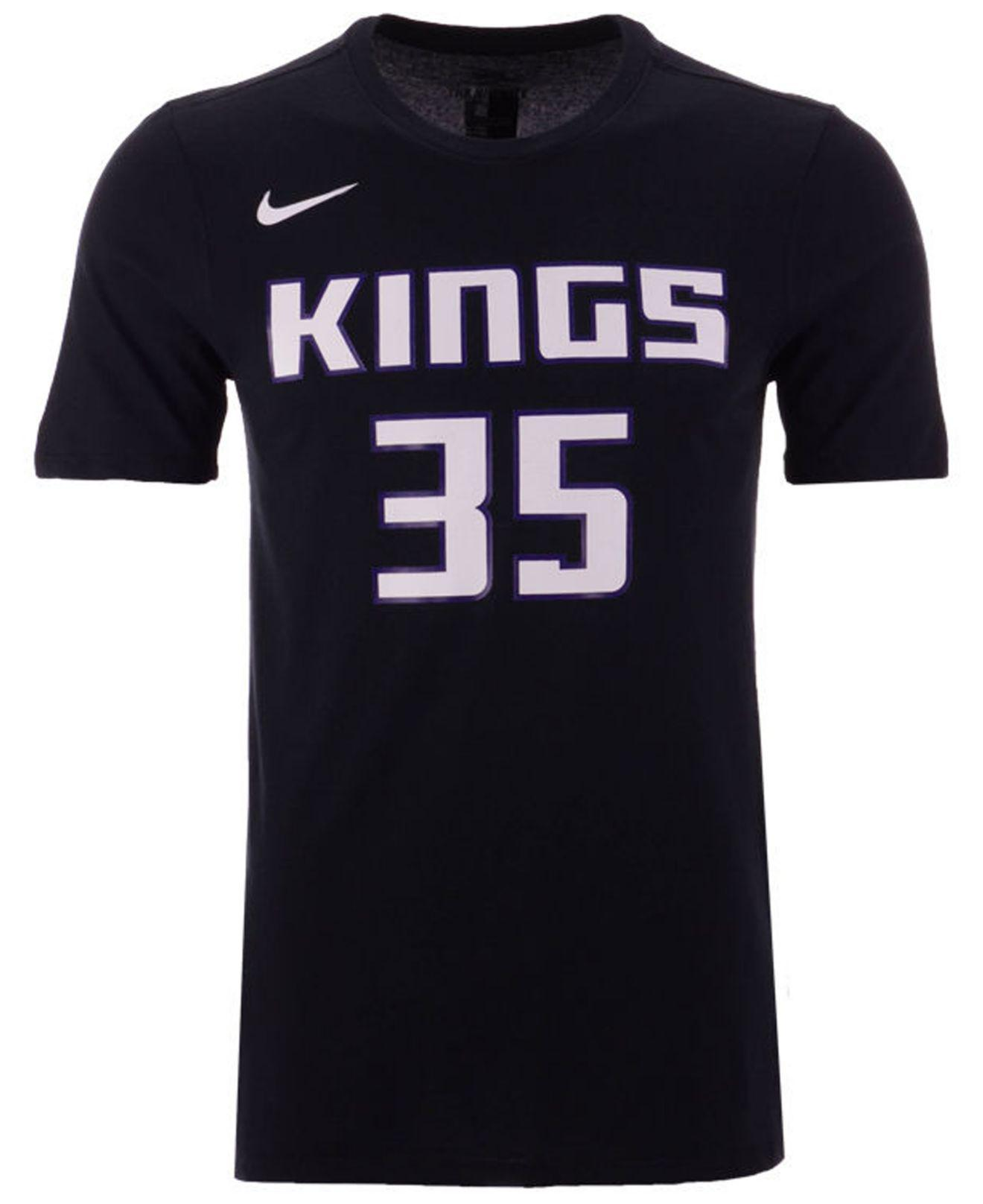 9da5b4f0751b Lyst - Nike Marvin Bagley Iii Sacramento Kings Statement Player T-shirt in  Black for Men