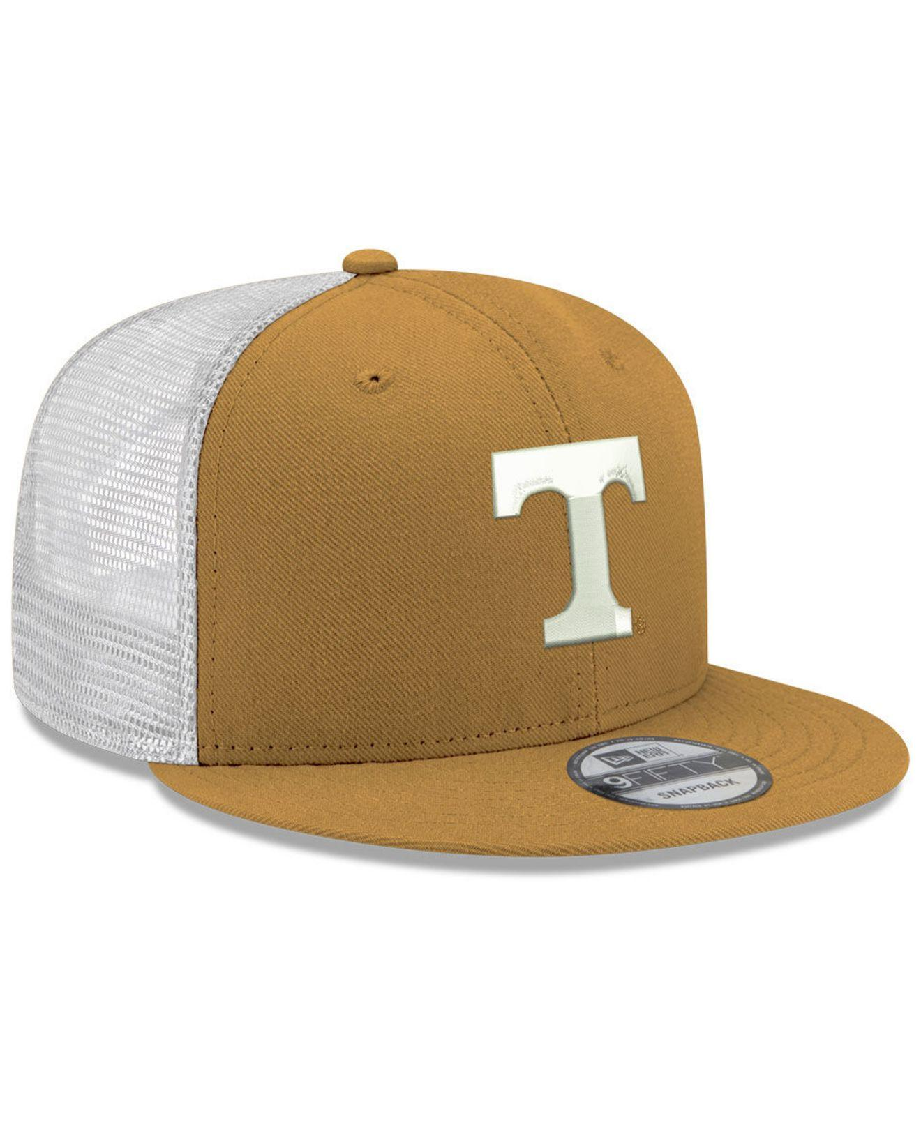 buy popular 26064 a10a5 Lyst - KTZ Tennessee Volunteers Tc Meshback Snapback Cap for Men