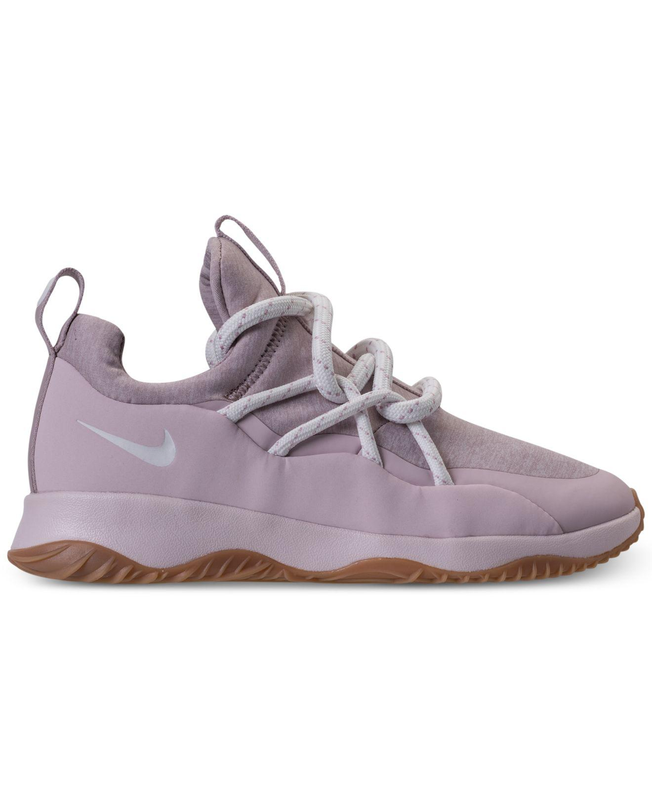 c35d10d042d Lyst - Nike Women s City Loop Casual Sneakers From Finish Line in Purple