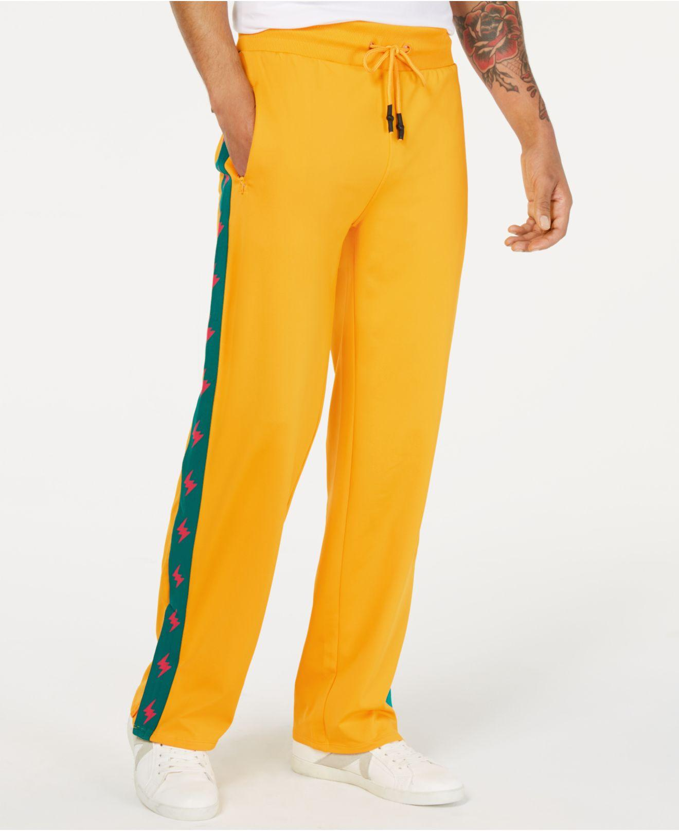 793e30f98766 Lyst - Guess J Balvin Vibras Track Pants in Yellow for Men