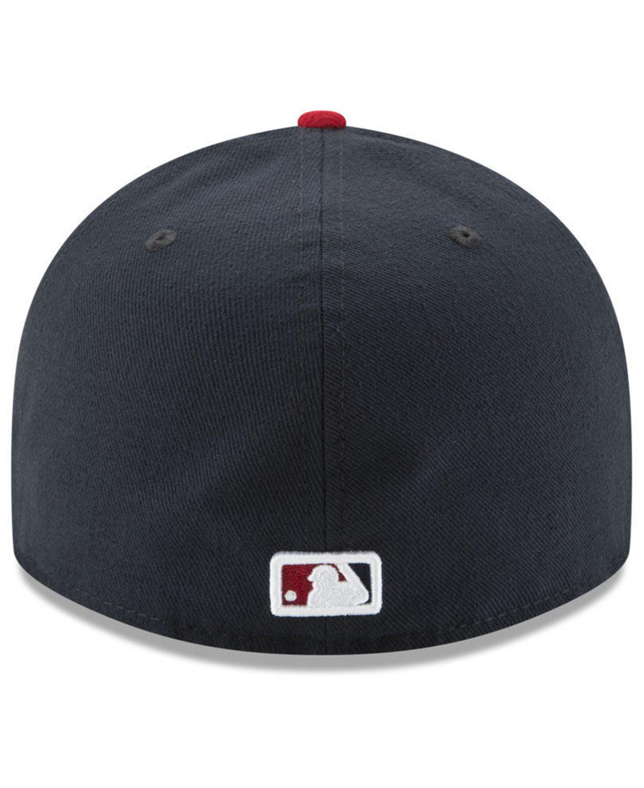 finest selection 7e004 d7020 KTZ - Blue Washington Nationals Washington All Star Game Patch Low Profile  59fifty Fitted Cap for. View fullscreen