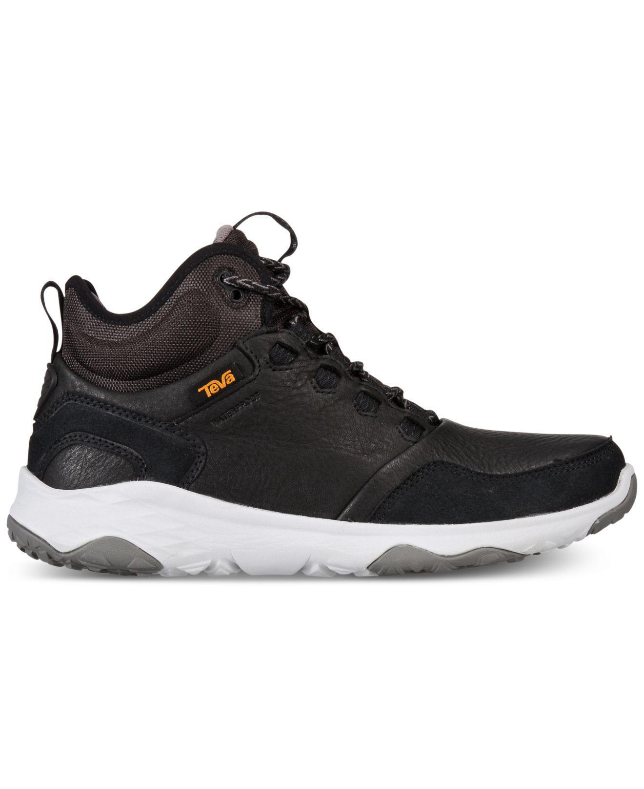 06e161f826ad6f Lyst - Teva Arrowood 2 Mid Waterproof Sneakers in Black for Men