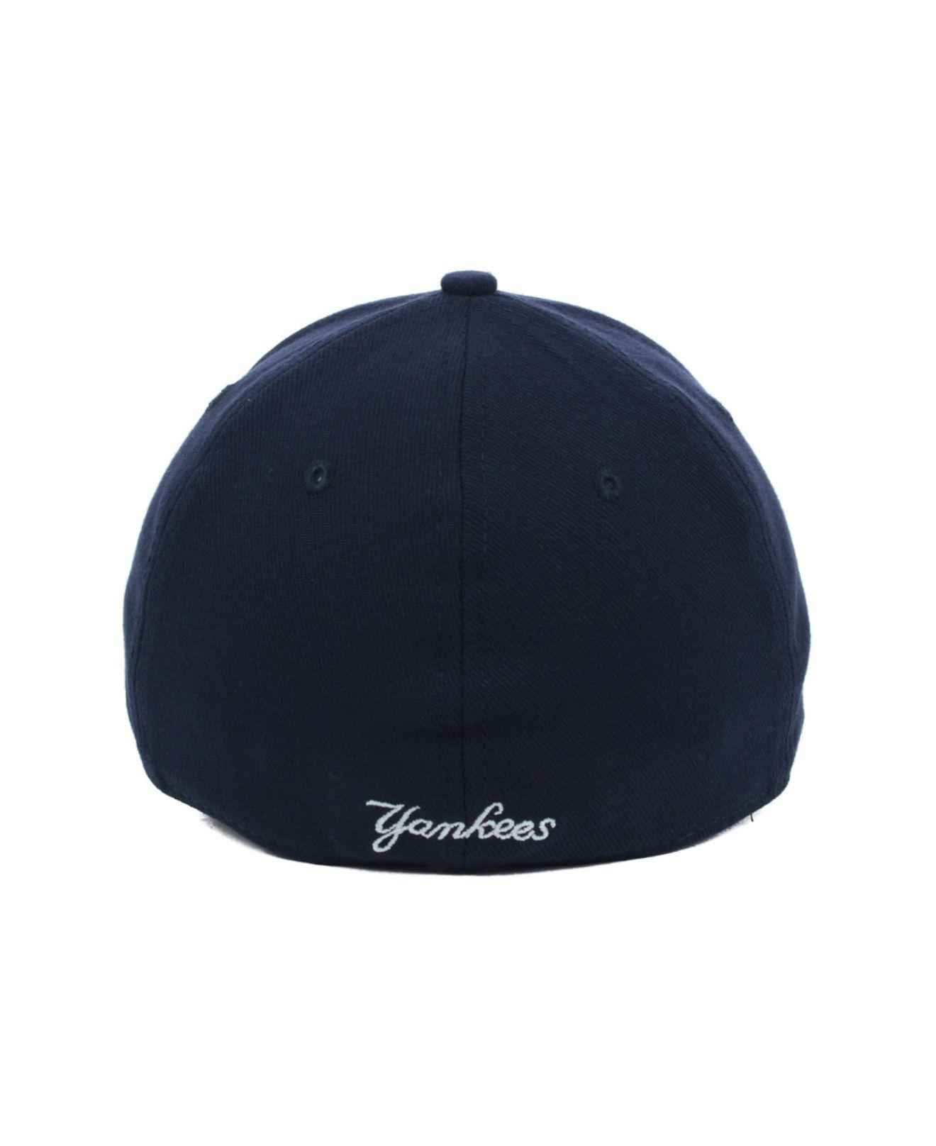 huge discount 1de4d 0c1bf ... coupon for new york yankees mlb team classic 39thirty cap for men lyst.  view fullscreen