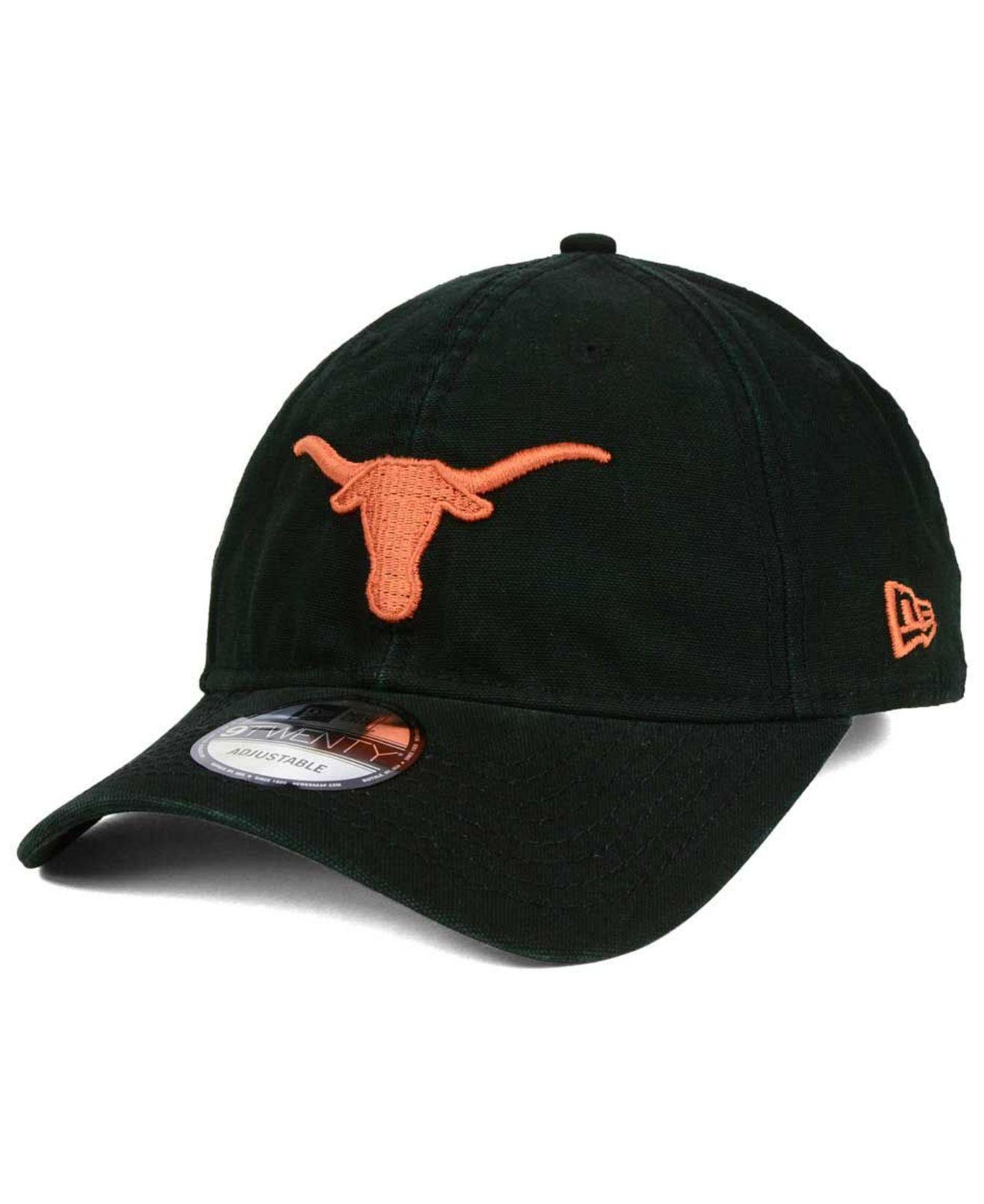 best cheap 8bc63 f9976 ... spain ktz. mens black texas longhorns core standard cap 0dc08 fa90b