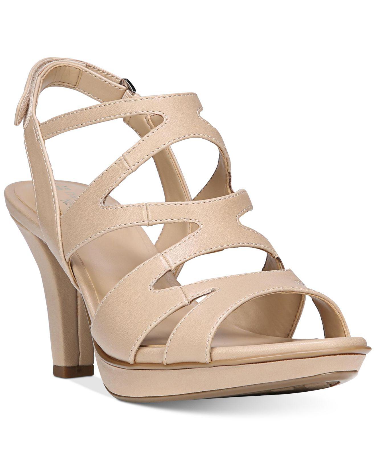 bdf8751553c Lyst - Naturalizer Dianna Slingback Sandals - Save 51%