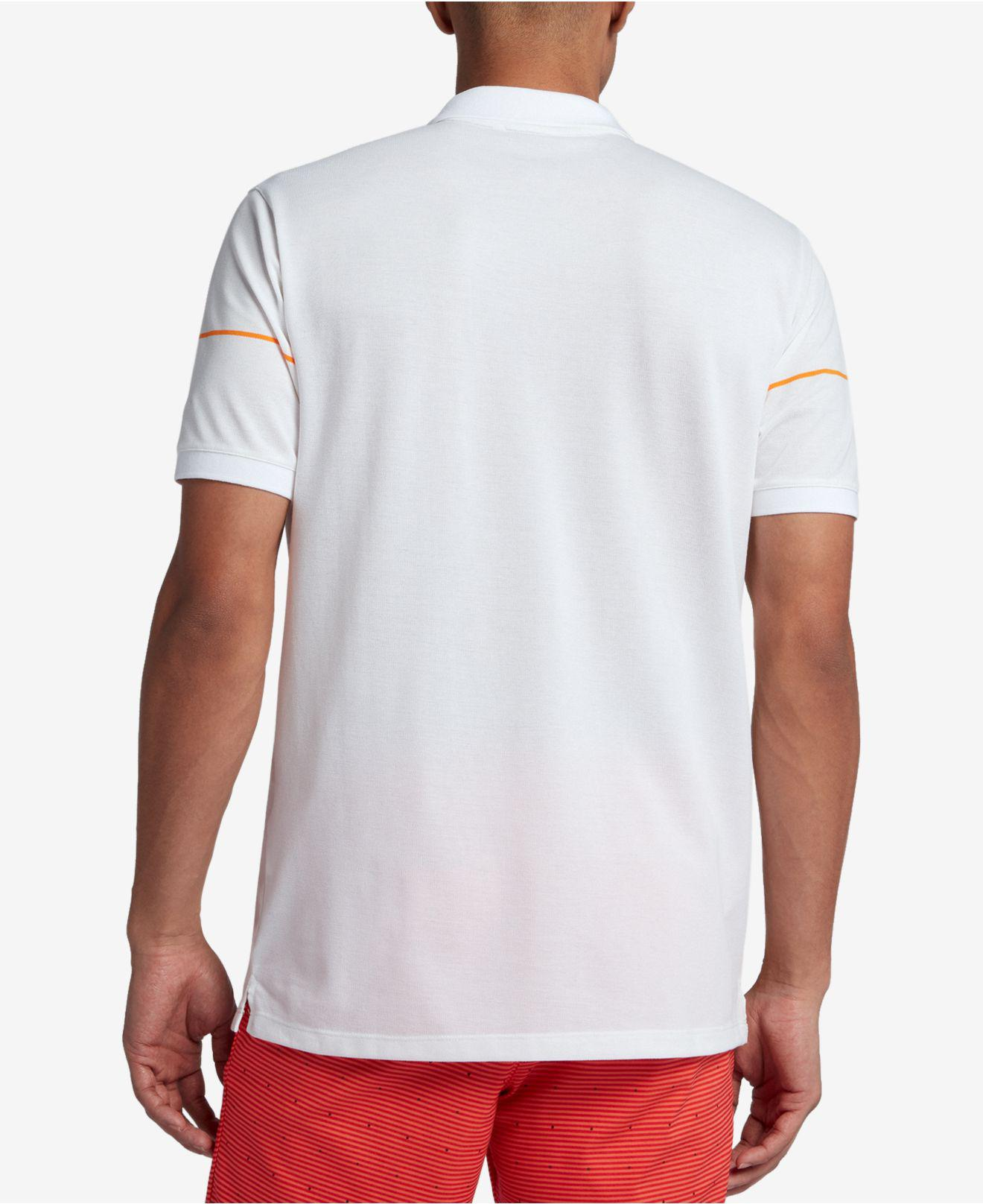 e52ff6c99 Lyst - Nike Dry Golf Polo in White for Men