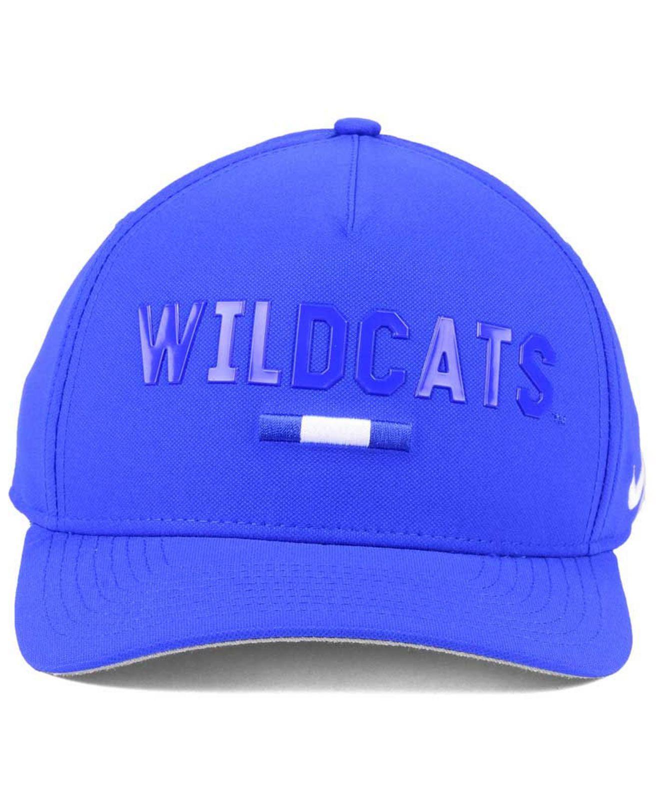 size 40 463f8 bcfe7 ... sideline coaches swoosh performance flex hat 37047 e719d  australia get  lyst nike kentucky wildcats summer seasonal swoosh flex cap in 126d9 67ca1  f1d69 ...