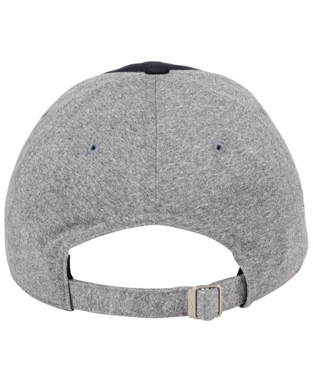 415ab316ed2 ... coupon code for nike blue seattle mariners new day legend cap for men  lyst. view