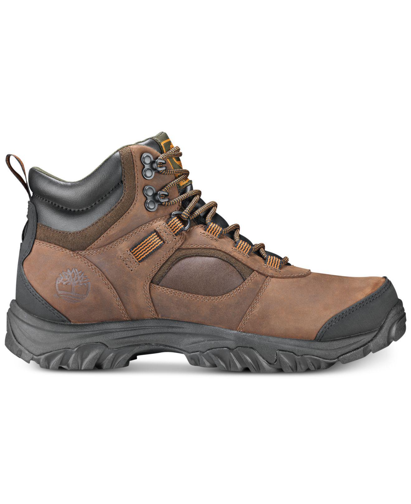 f67f89f21b4a Lyst - Timberland Mt. Major Hikers