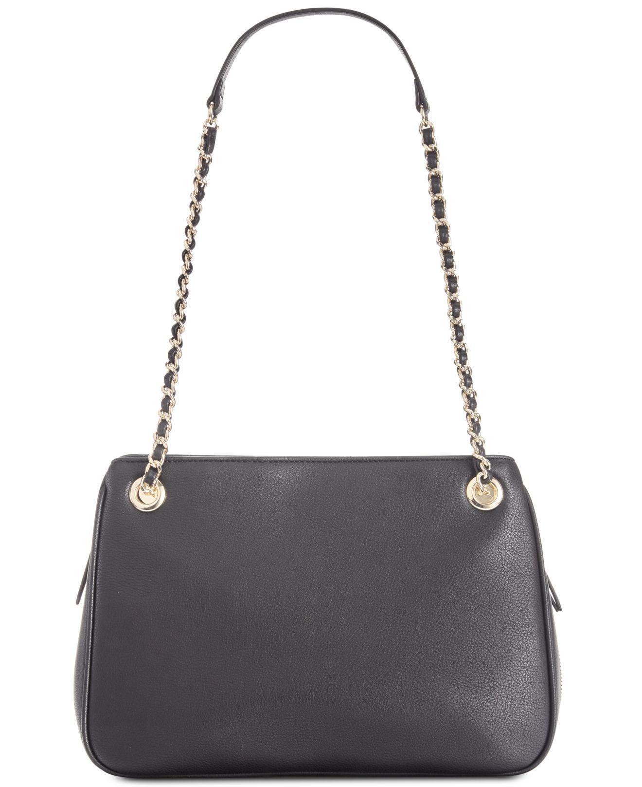 d02cef728a41 Lyst - INC International Concepts I.n.c. Deliz Chain Shoulder Bag ...